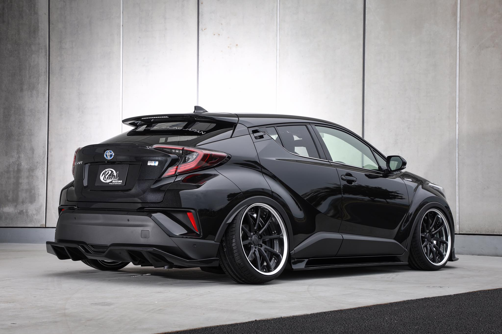 Toyota C-HR by Kuhl Racing (3)