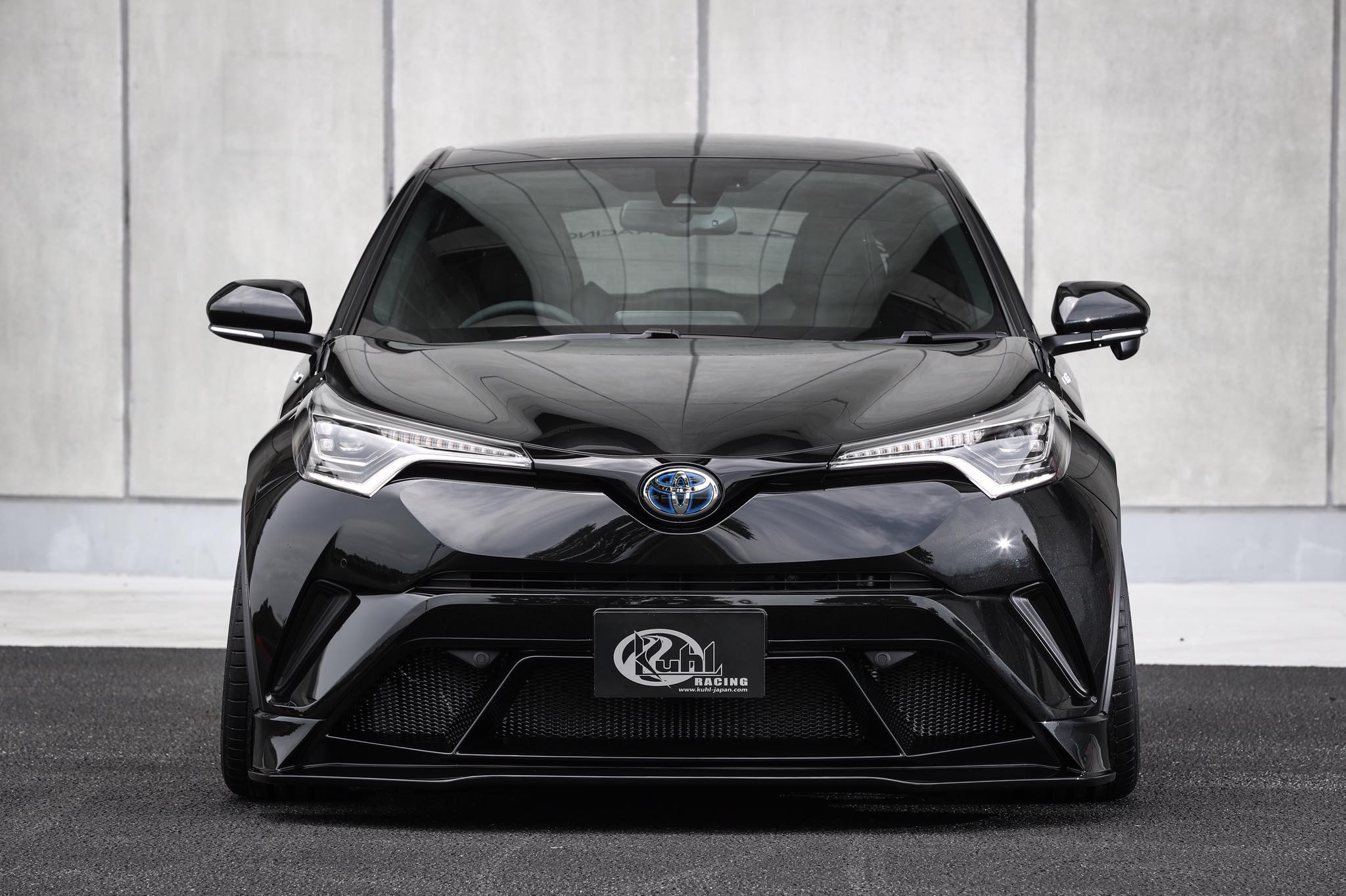 Toyota C-HR by Kuhl Racing (4)
