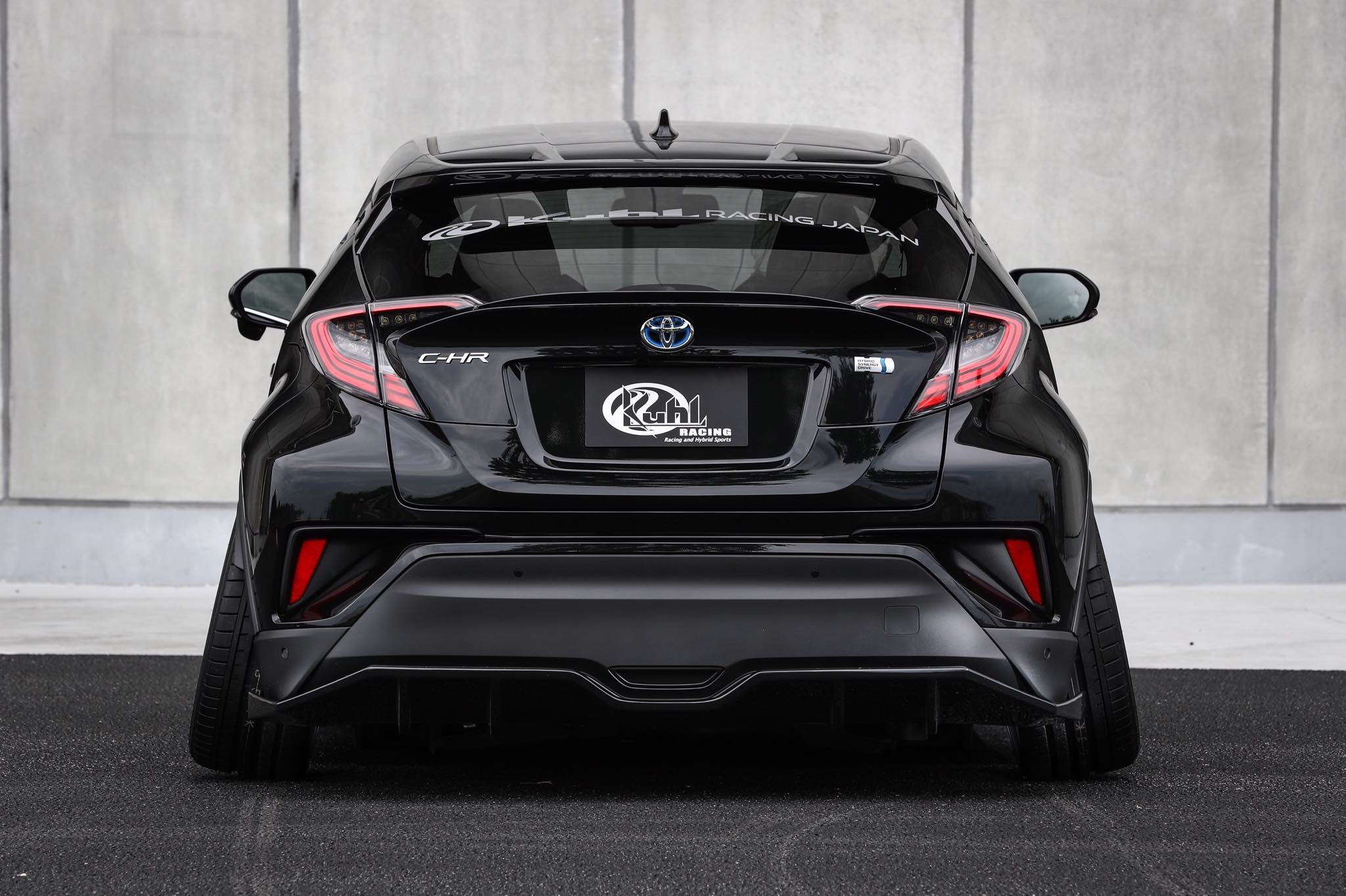 Toyota C-HR by Kuhl Racing (5)