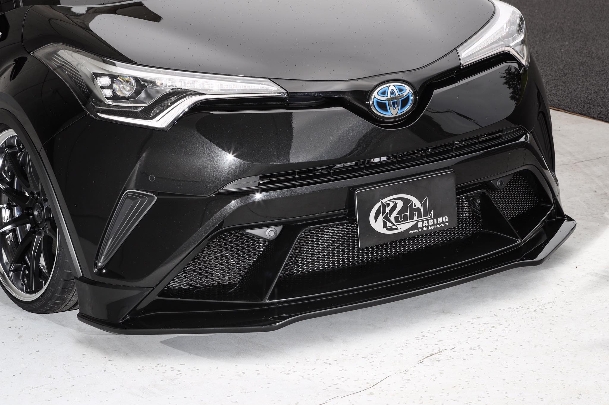 Toyota C-HR by Kuhl Racing (6)