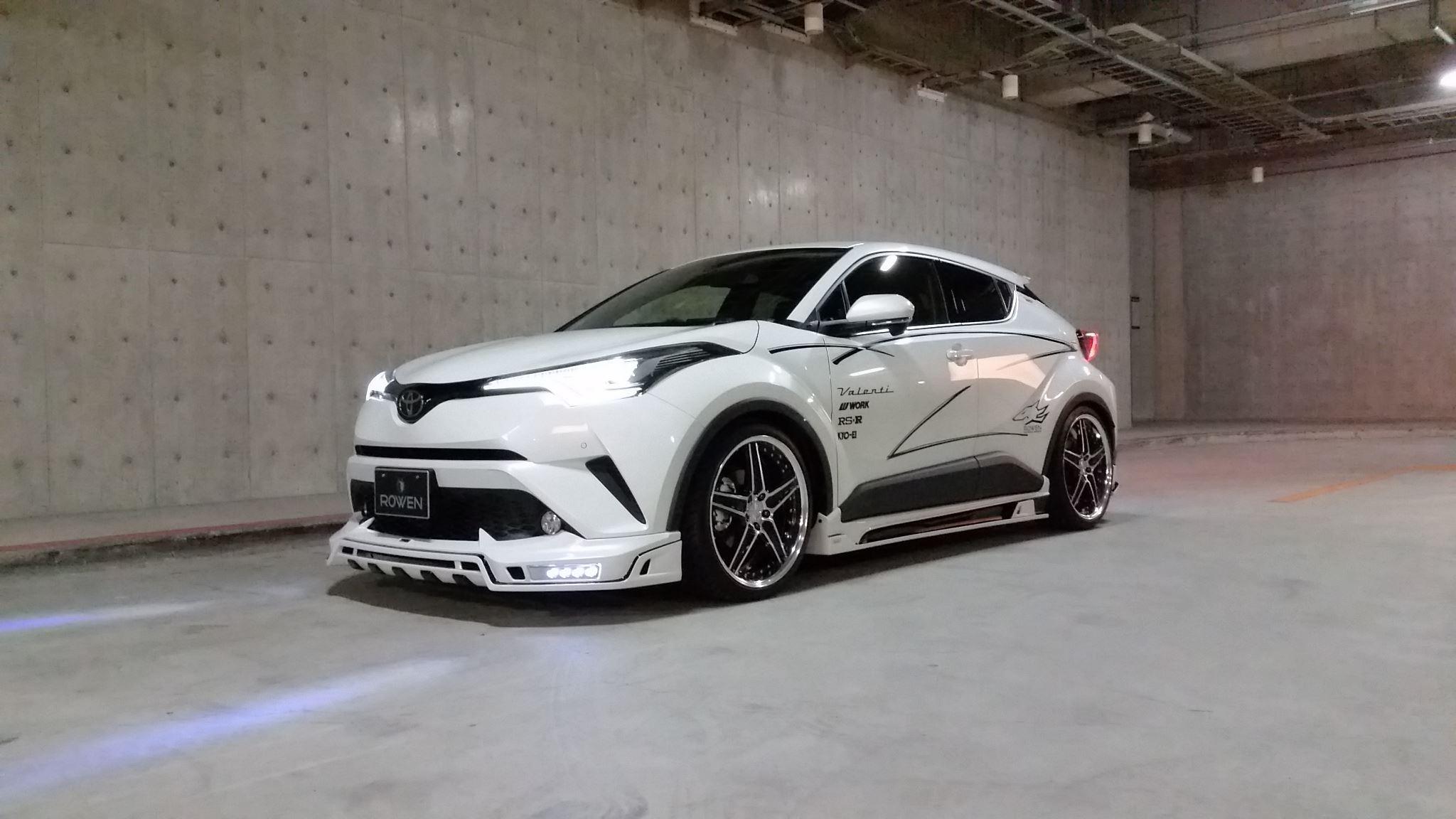 Toyota C-HR by Rowen (1)