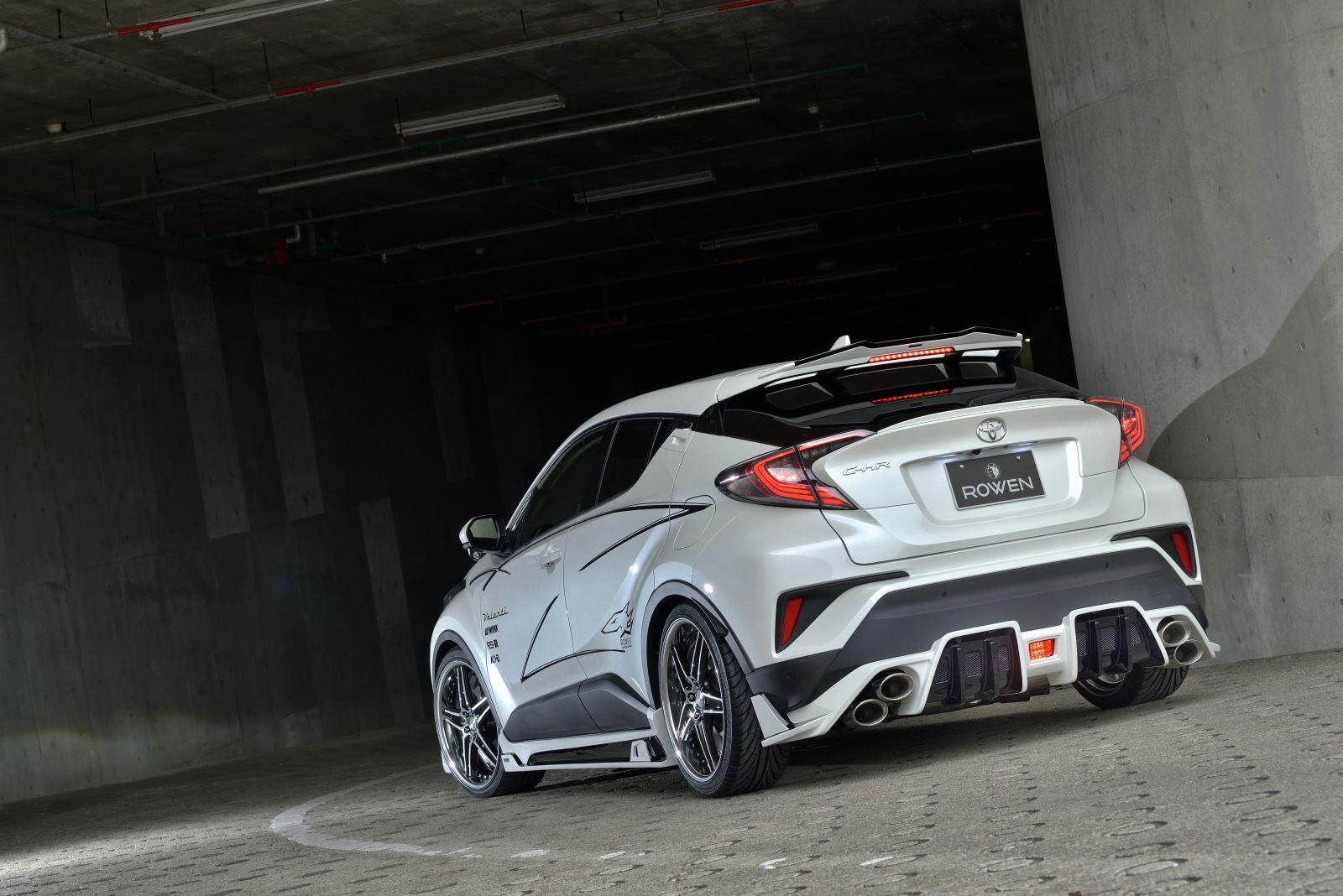 Toyota C-HR by Rowen (11)