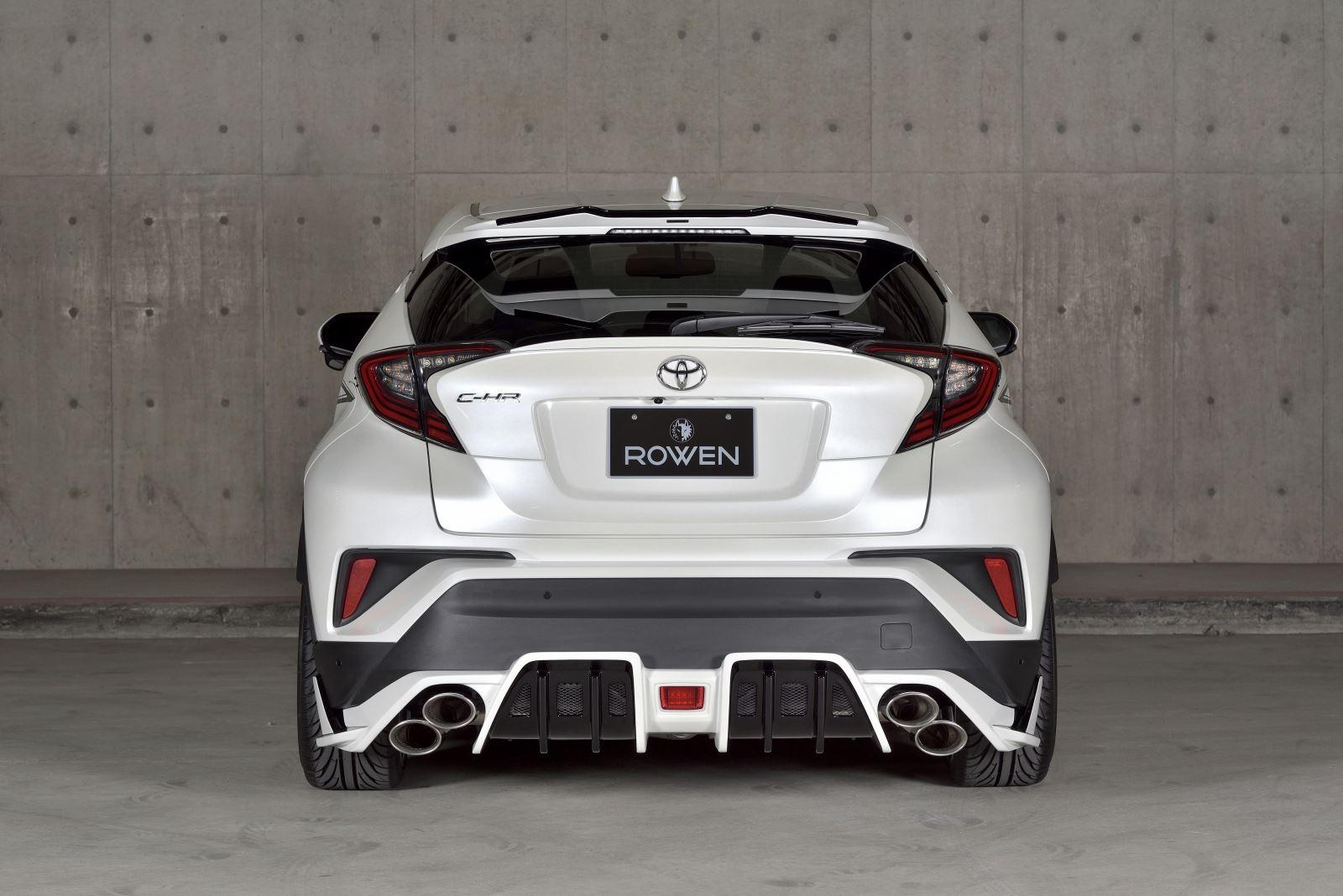 Toyota C-HR by Rowen (13)