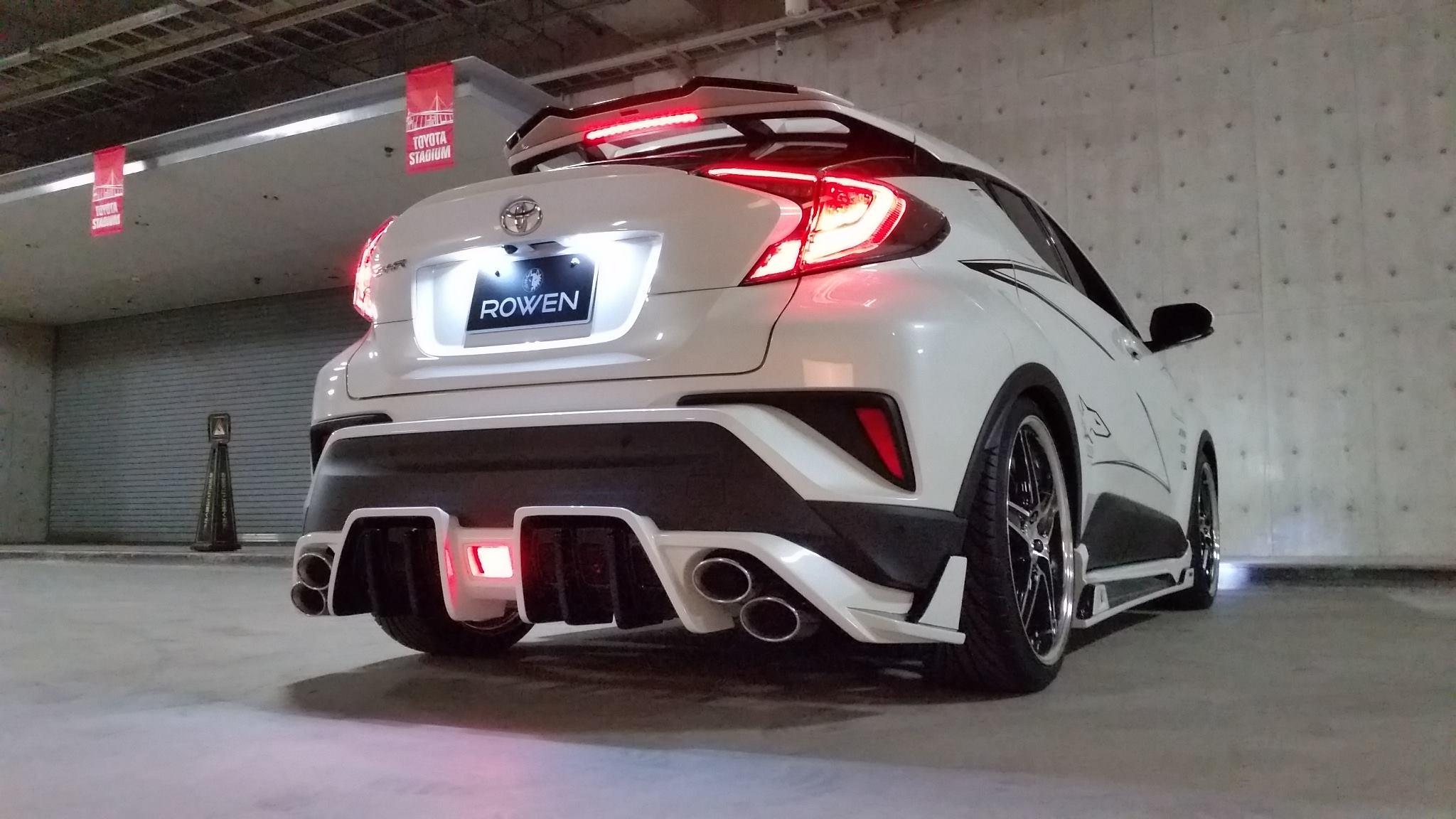 Toyota C-HR by Rowen (15)