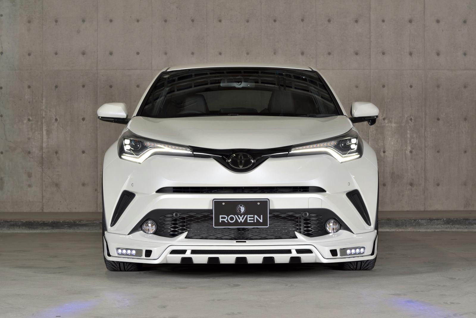 Toyota C-HR by Rowen (16)