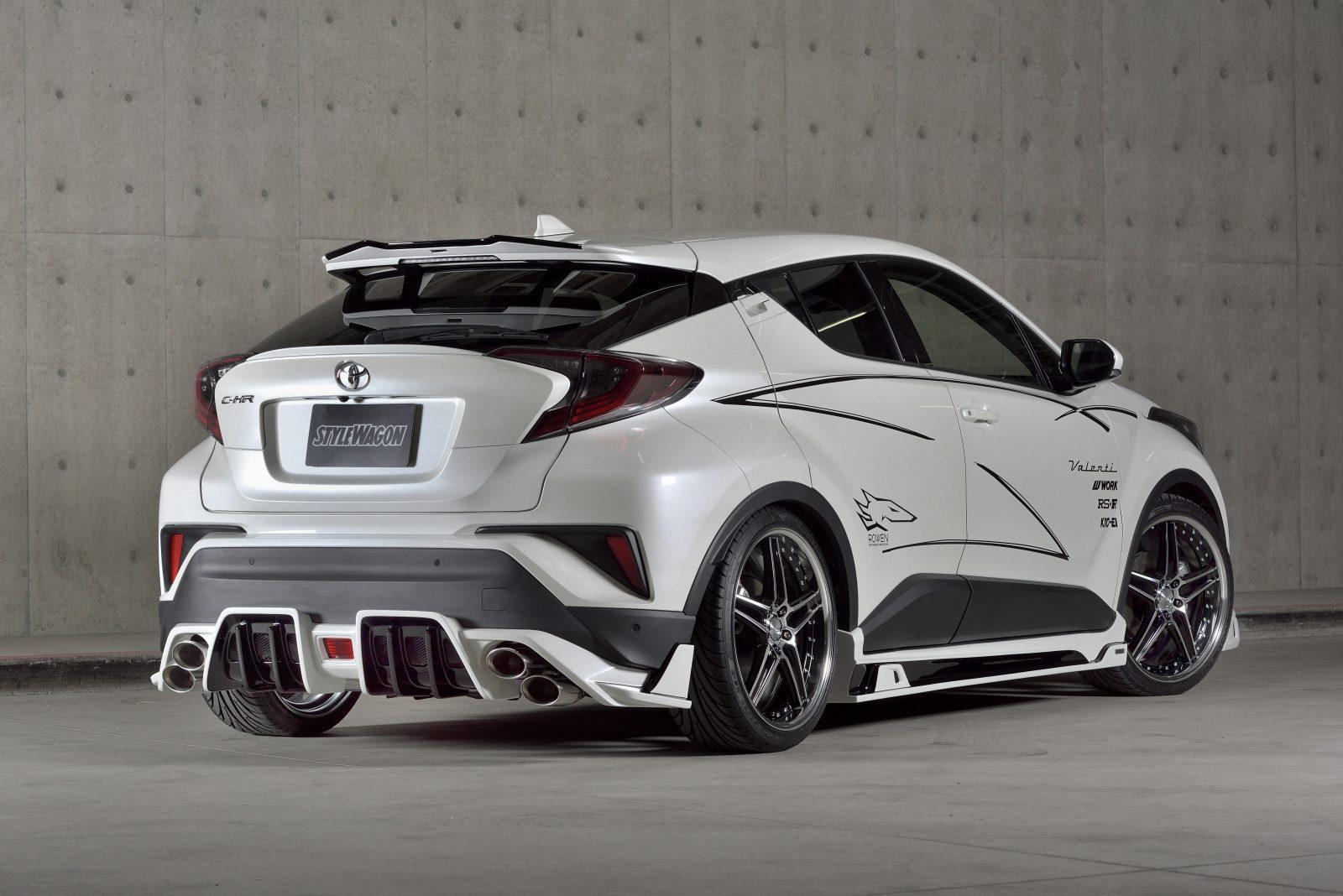 Toyota C-HR by Rowen (2)