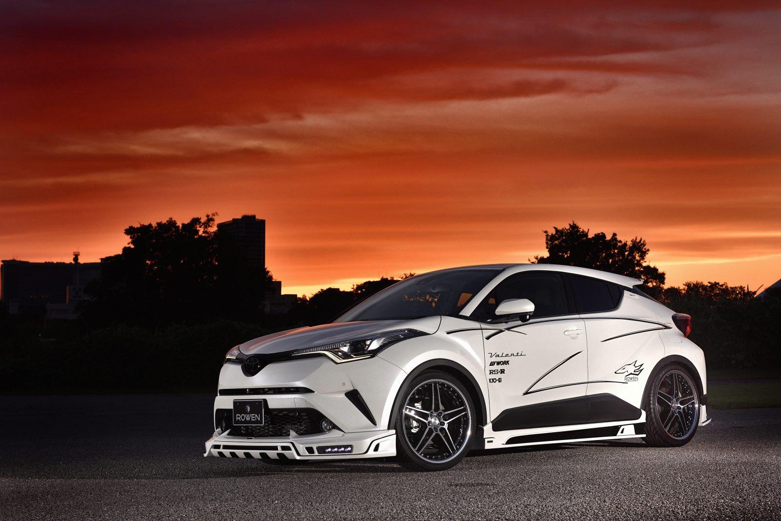 Toyota C-HR by Rowen (4)