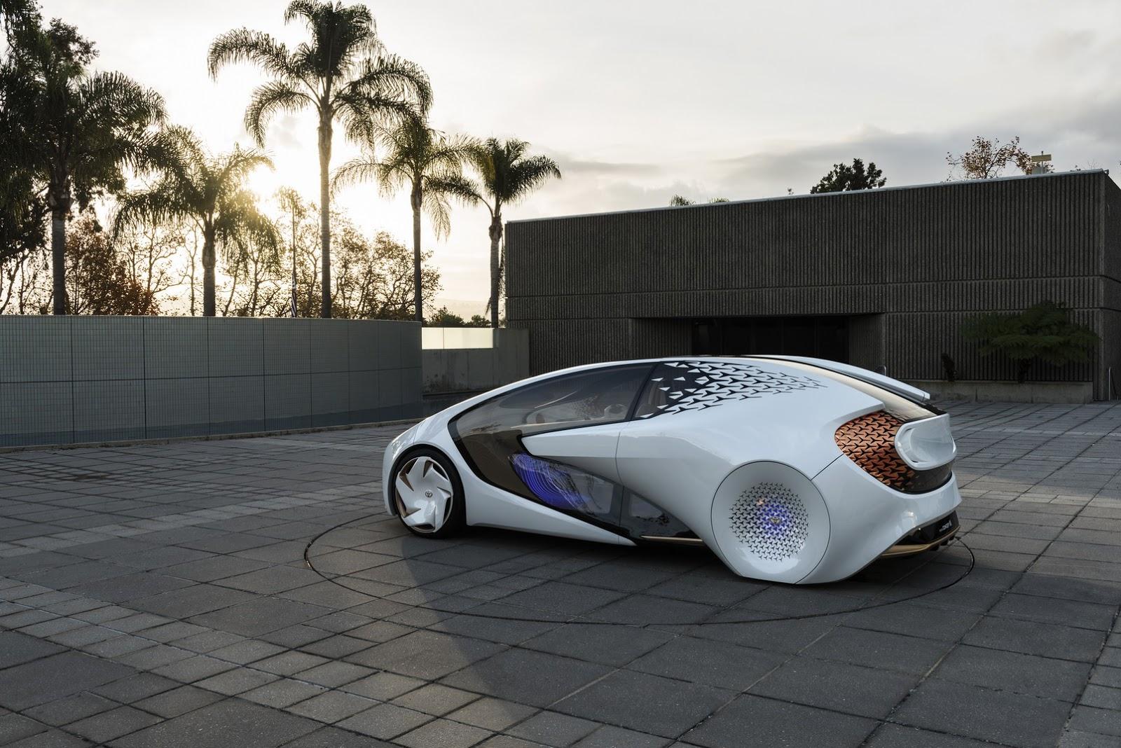 Toyota Concept-i CES 2017 (2)