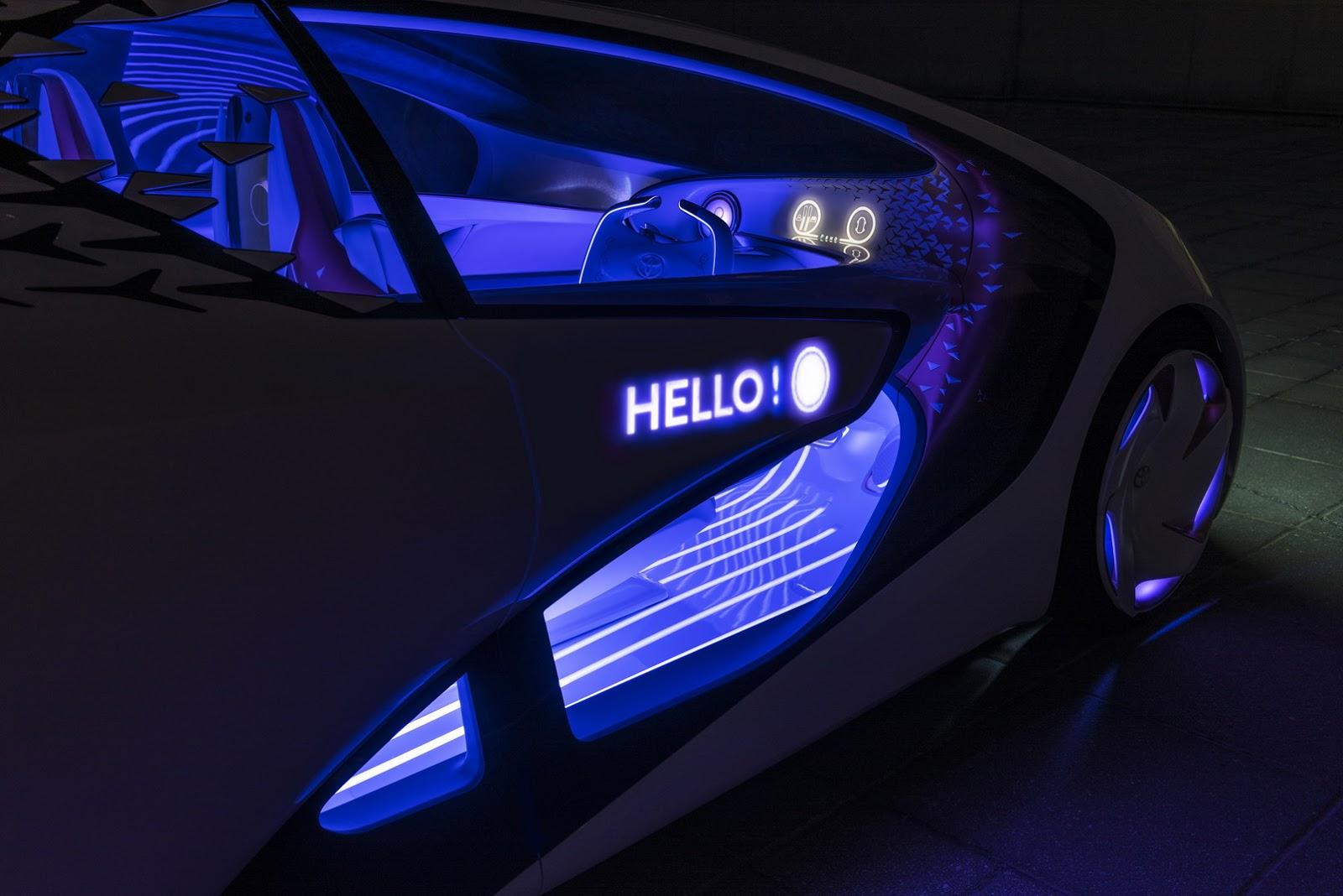 Toyota Concept-i CES 2017 (5)
