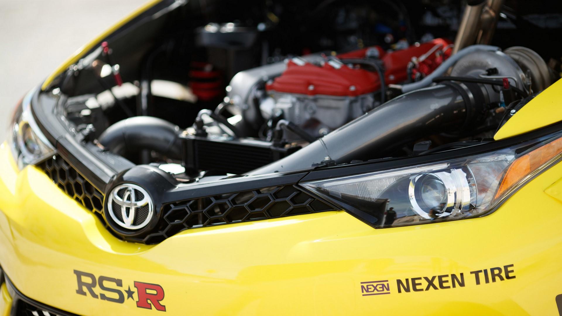 Toyota Corolla iM drift car (15)
