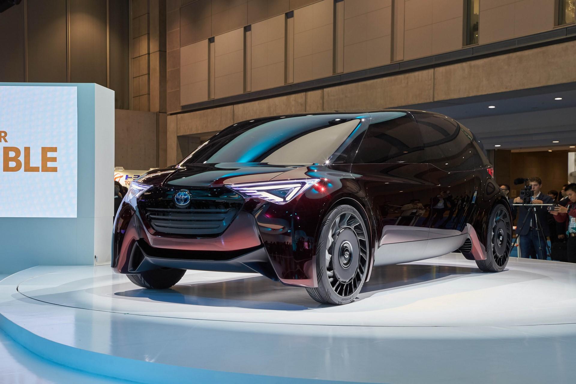 Toyota Fine-Comfort Ride concept (3)