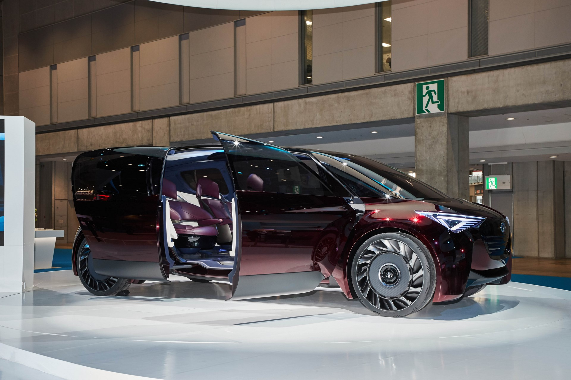 Toyota Fine-Comfort Ride concept (4)