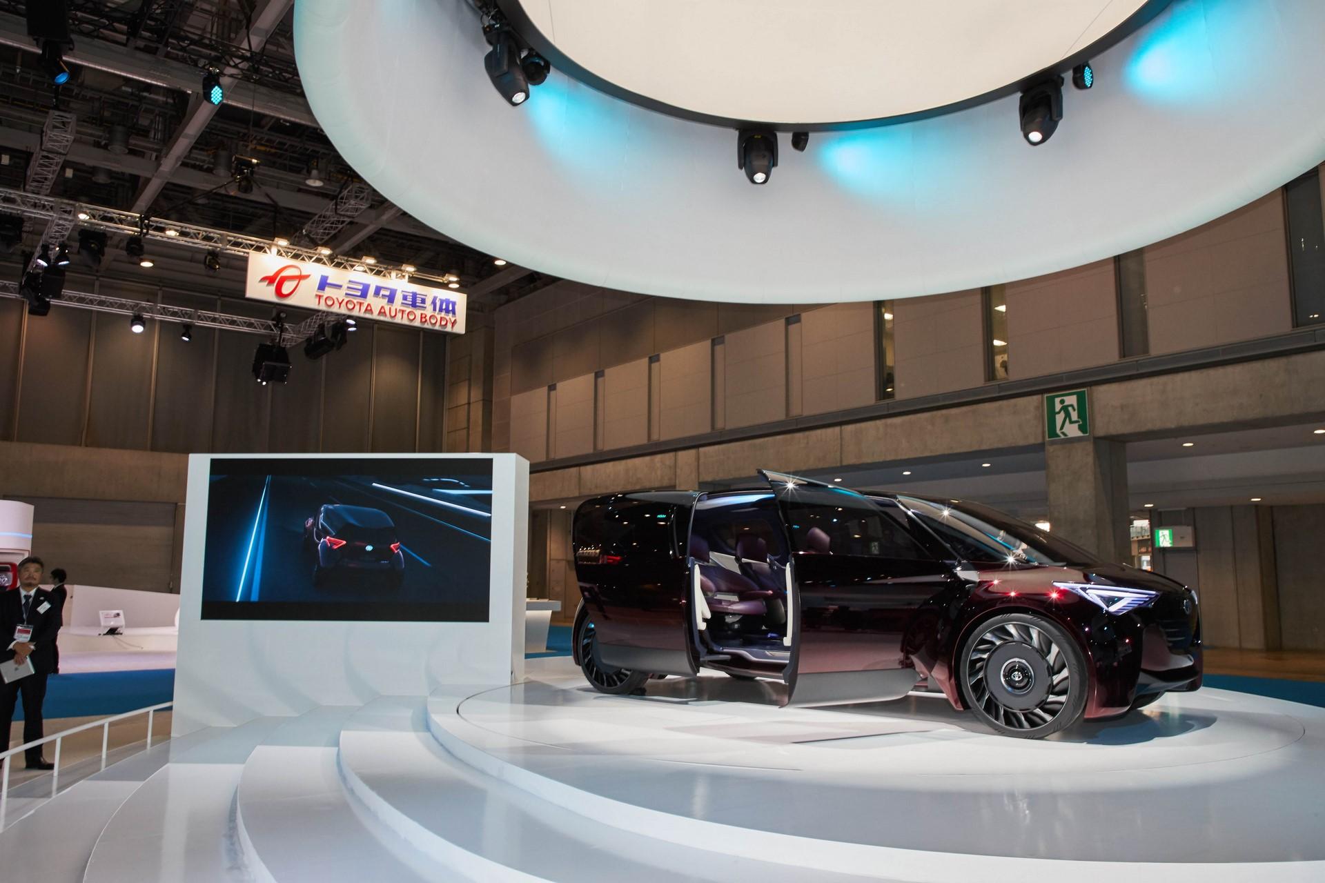 Toyota Fine-Comfort Ride concept (5)