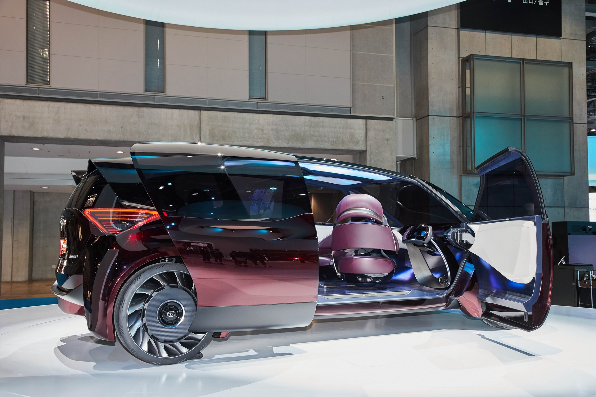 Toyota Fine-Comfort Ride concept (6)