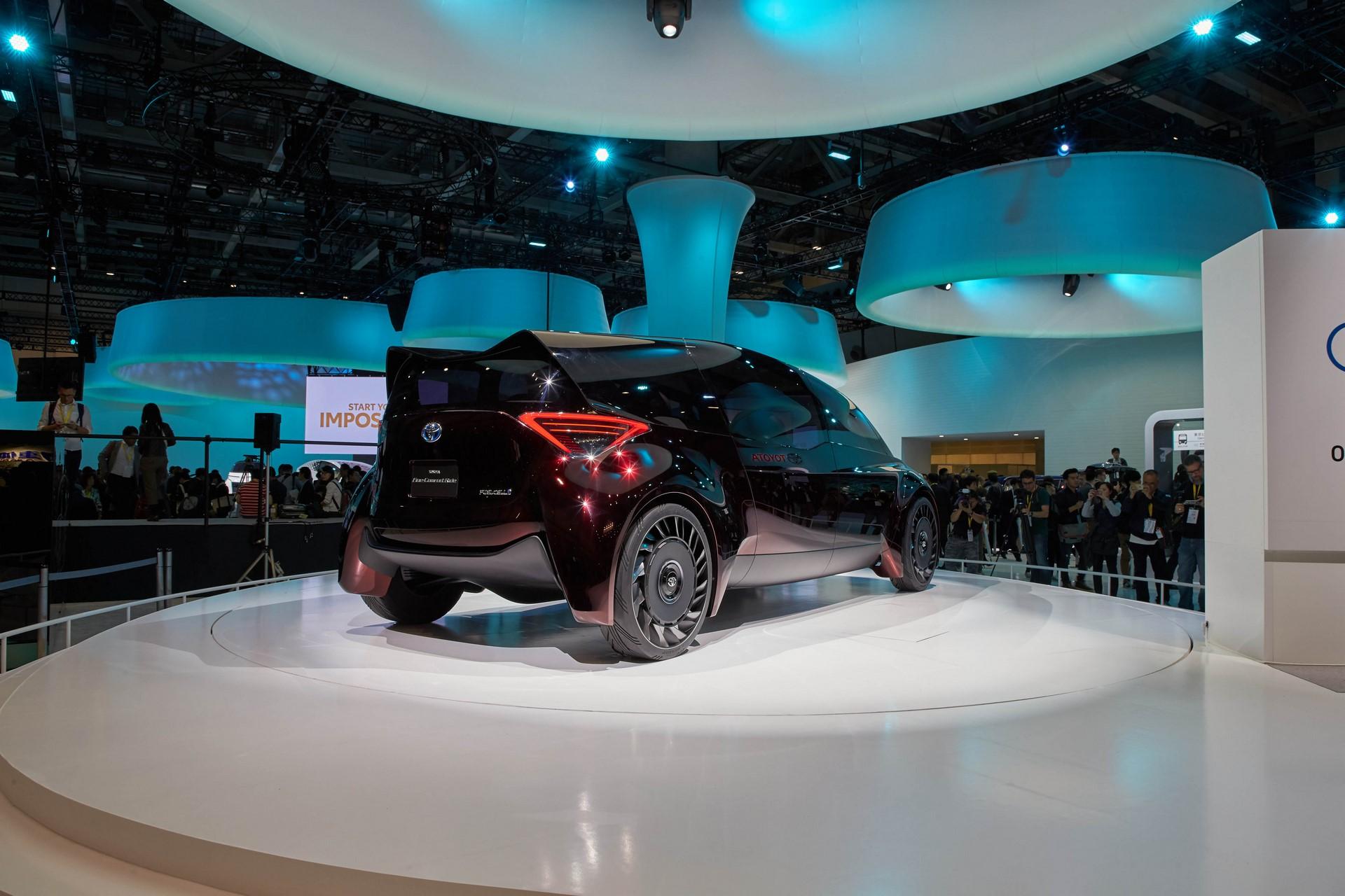 Toyota Fine-Comfort Ride concept (7)