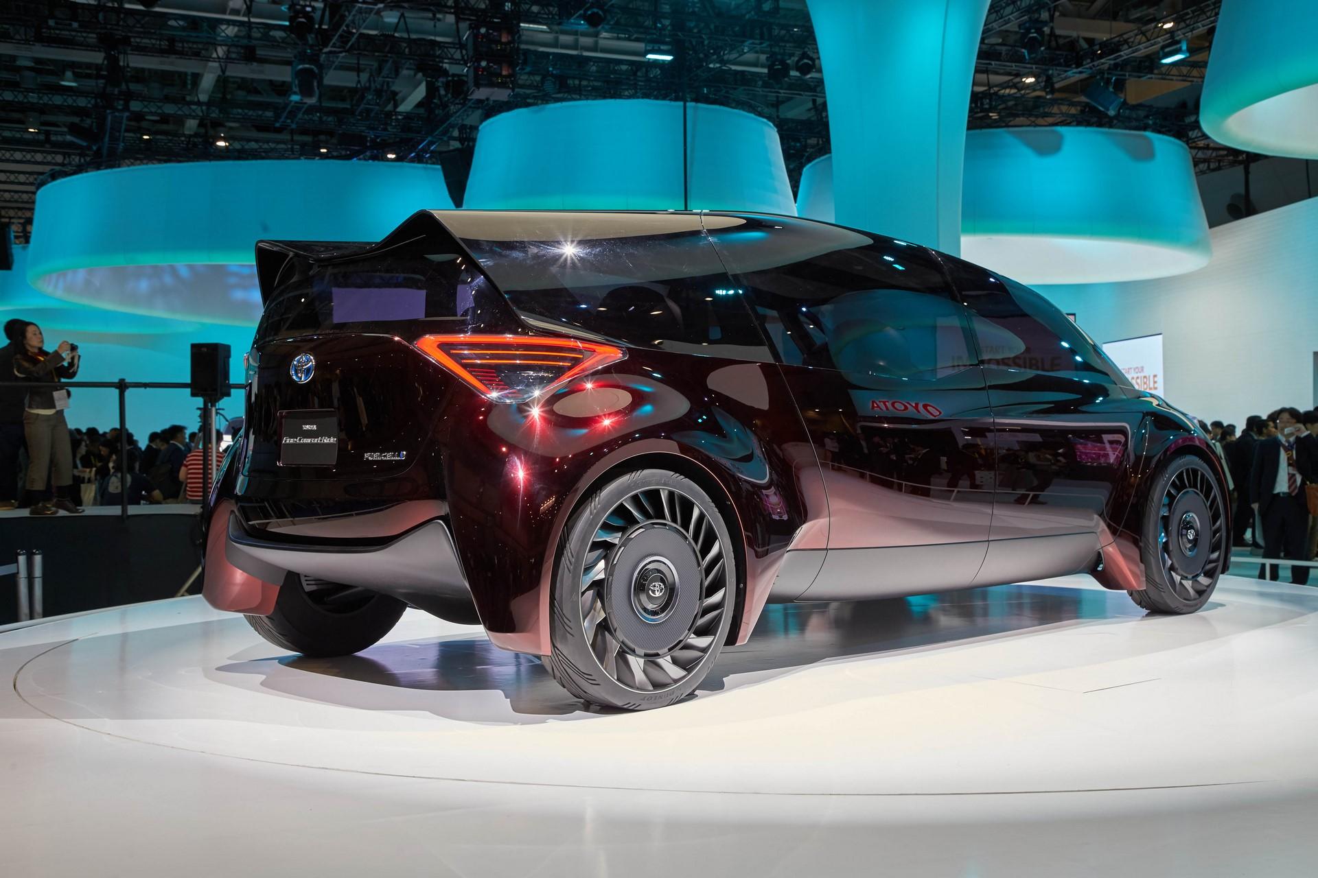 Toyota Fine-Comfort Ride concept (9)