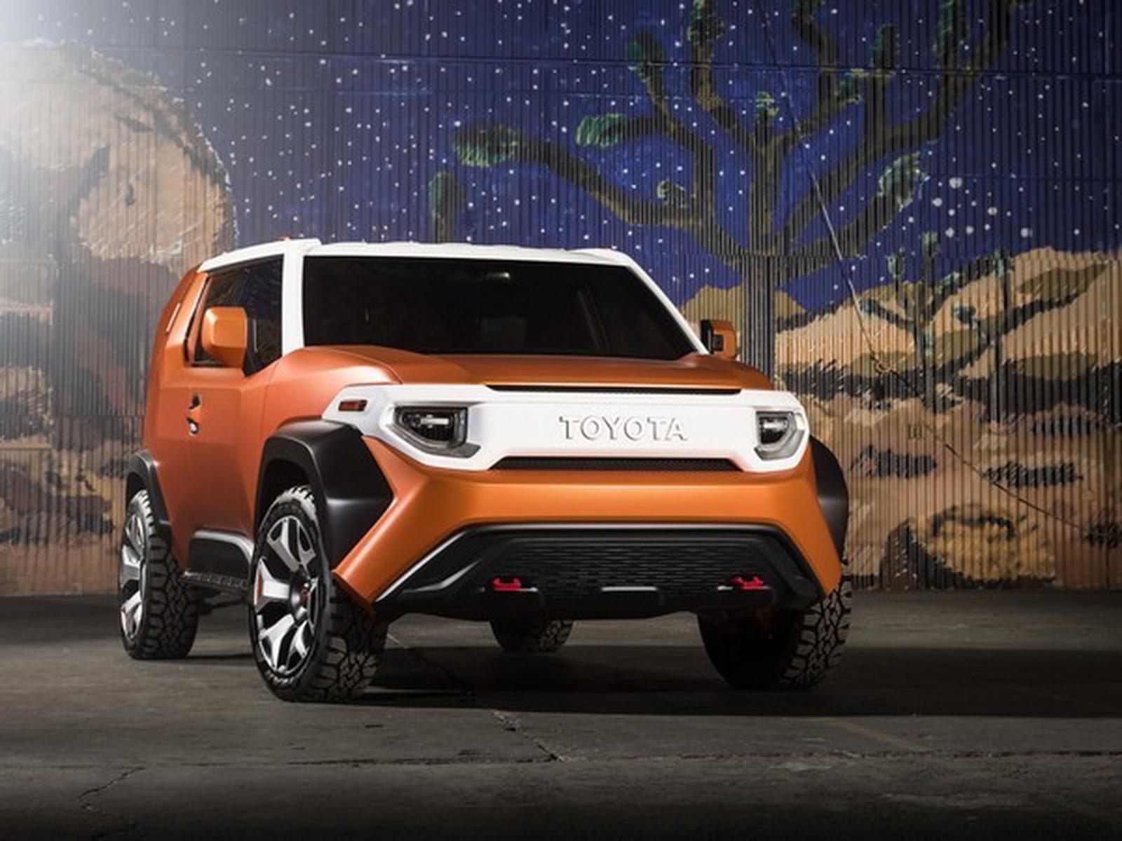 Toyota FT-4X Concept (1)