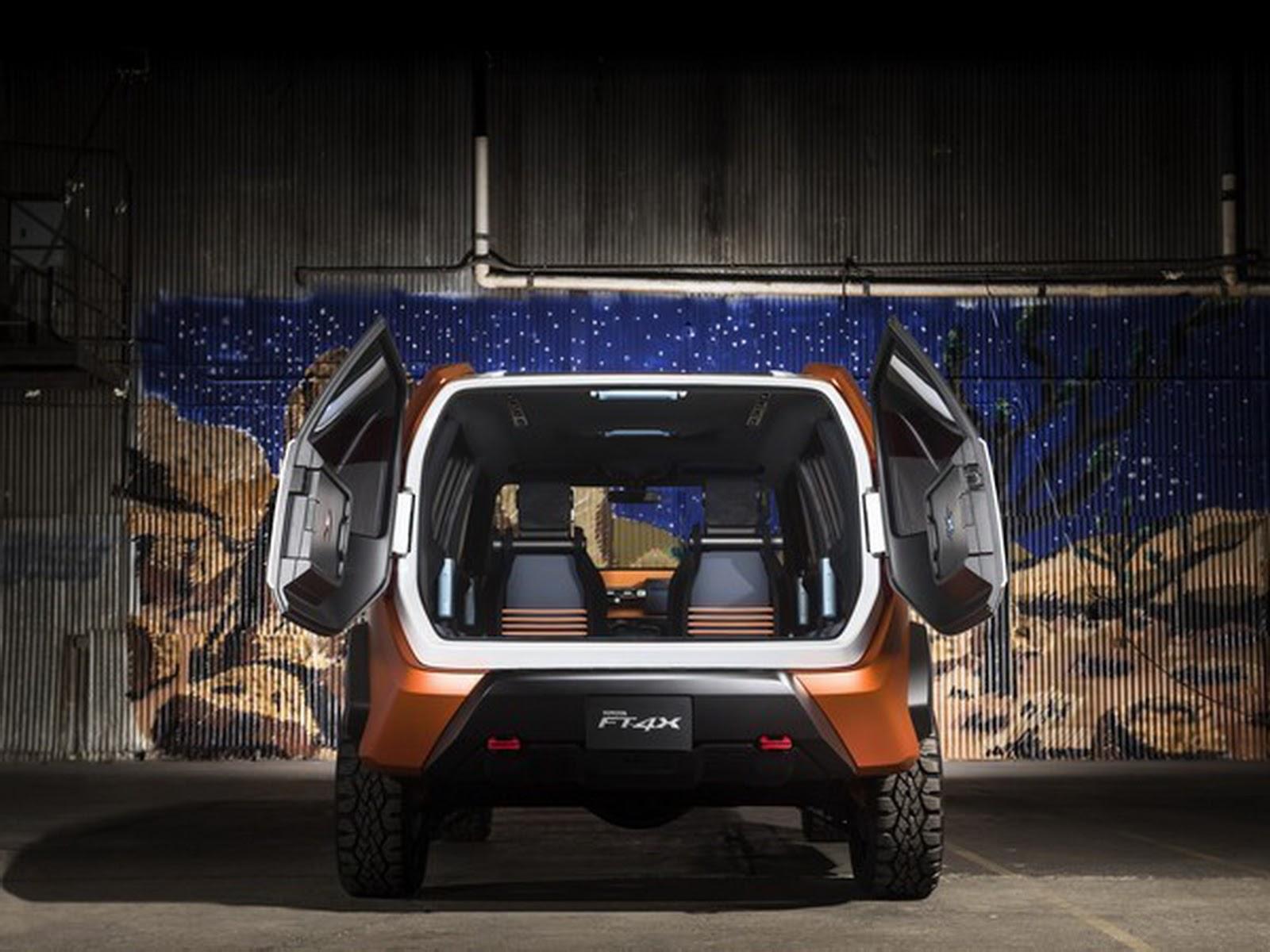 Toyota FT-4X Concept (10)