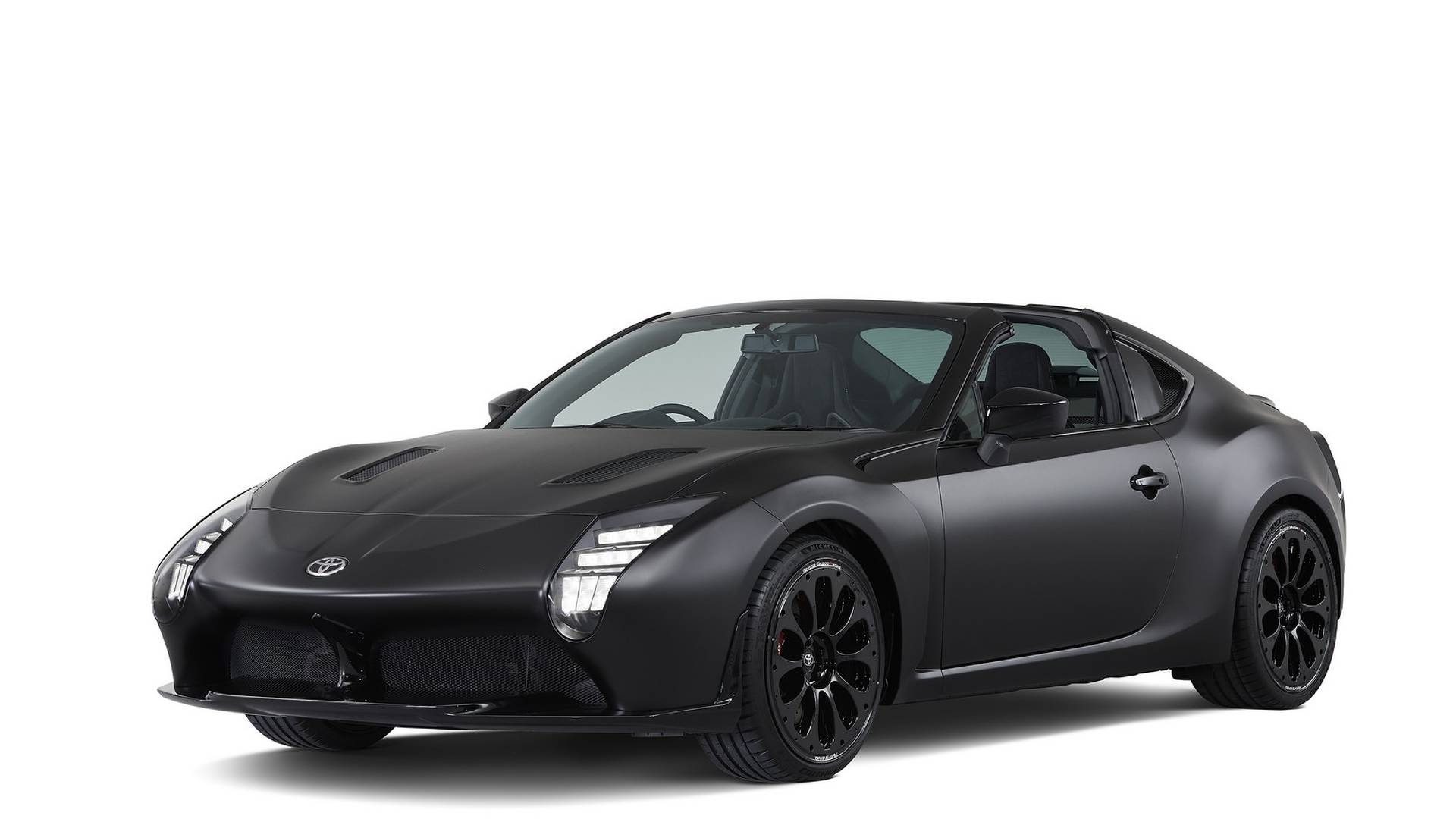 Toyota GR HV Sports concept (1)