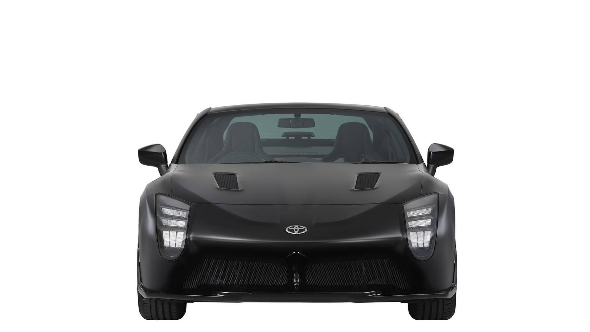 Toyota GR HV Sports concept (2)