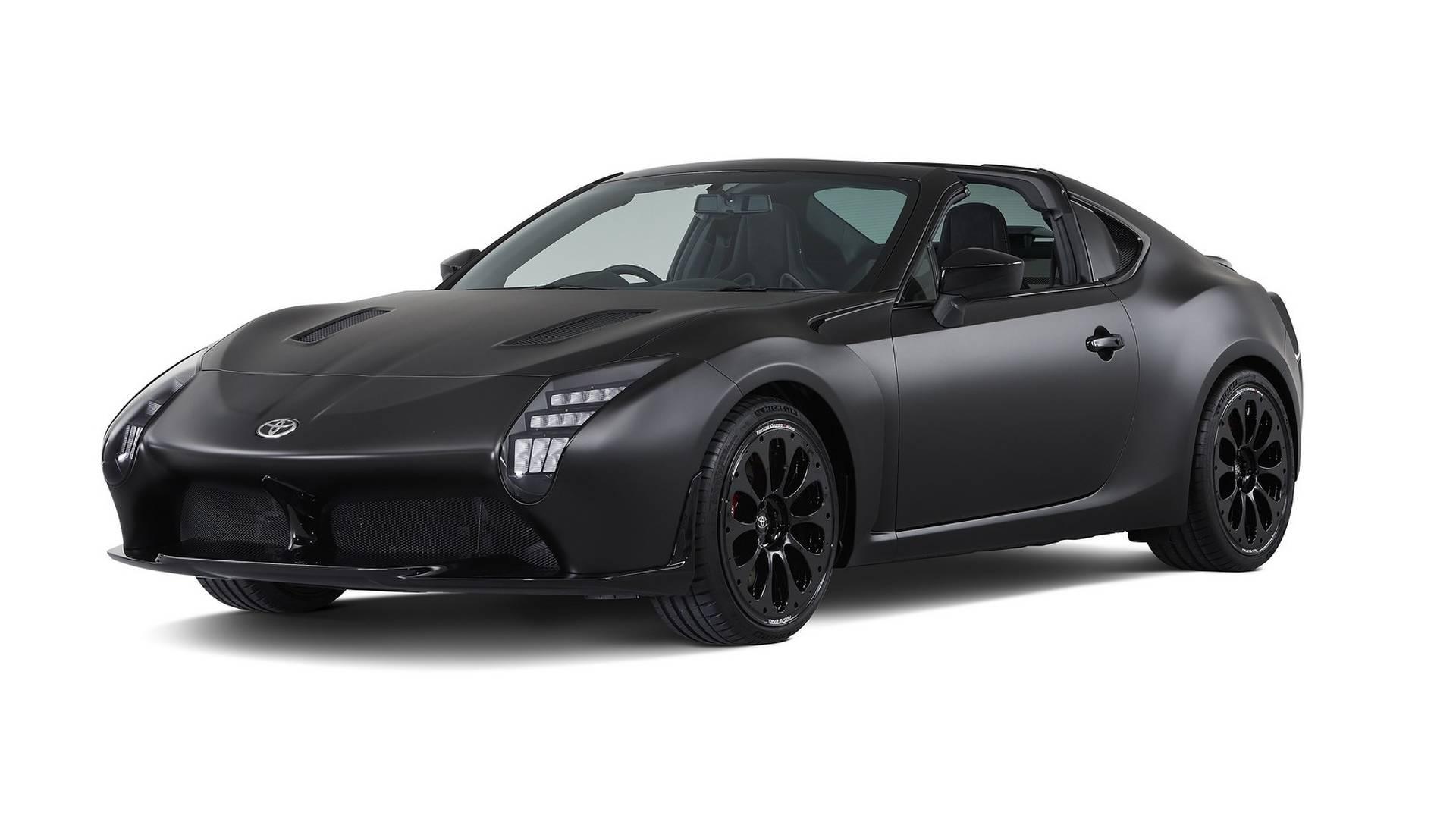 Toyota GR HV Sports concept (3)