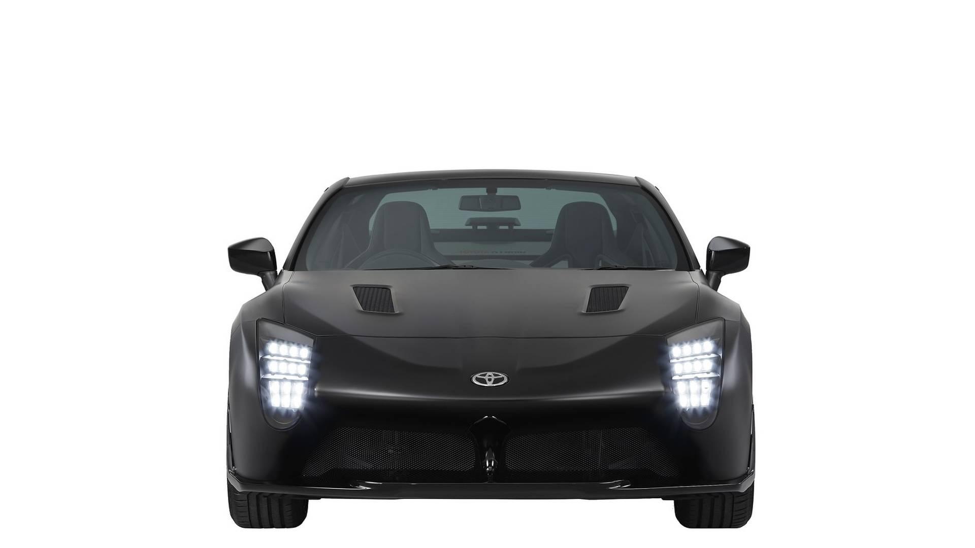Toyota GR HV Sports concept (4)