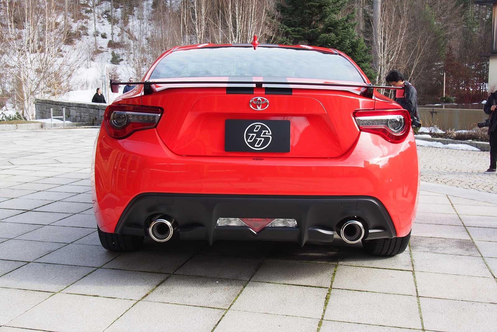 Toyota GT86 860 Special Edition - Autoblog.gr