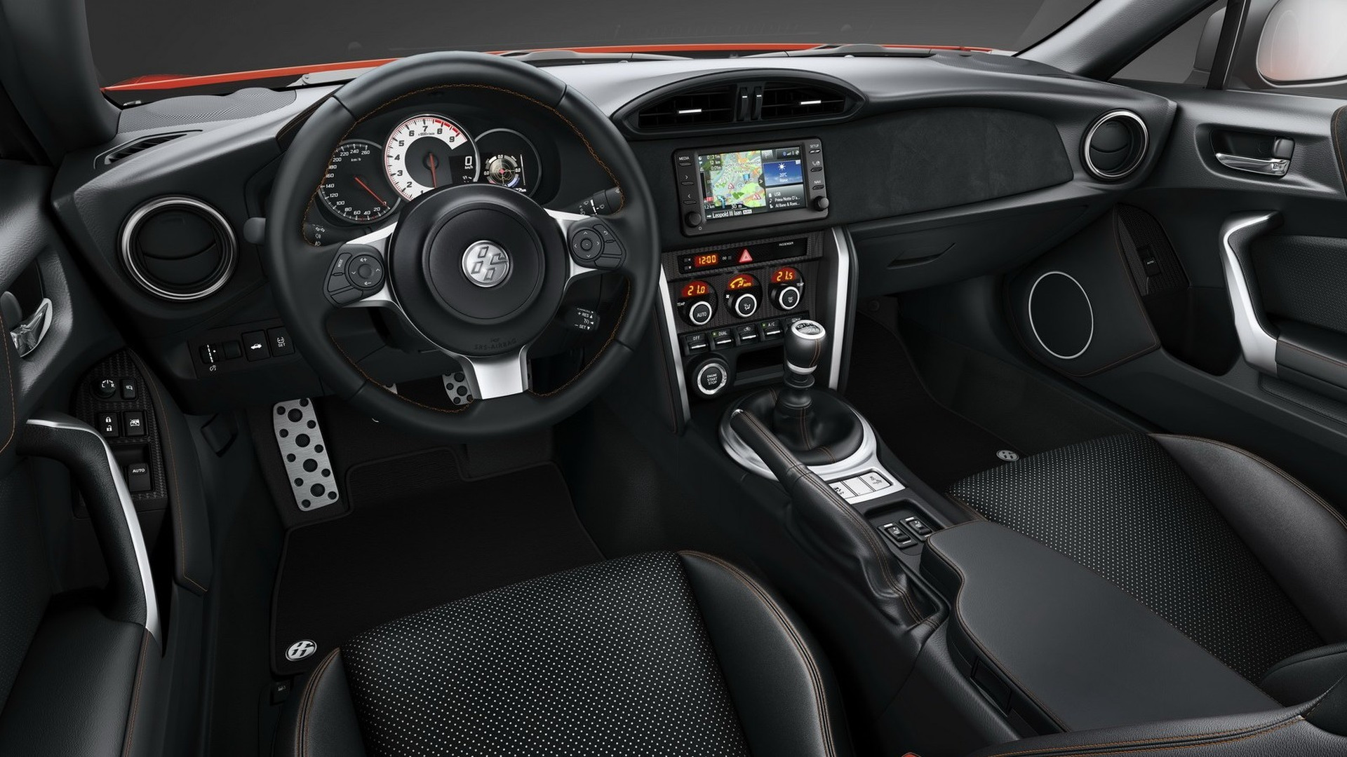 Toyota GT86 Tiger special edition (5)