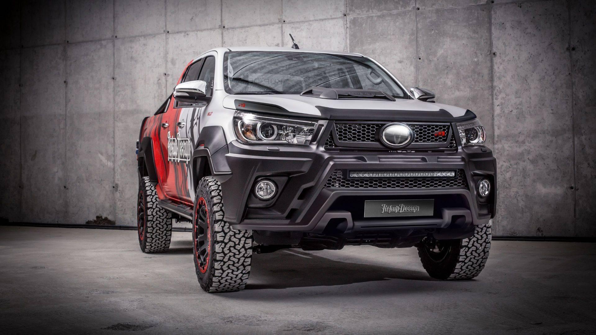 Toyota Hilux By Carlex Design Autoblog Gr