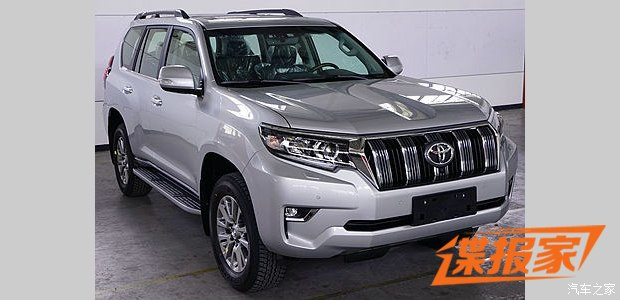 Toyota Land Cruiser Facelift 2018 (1)