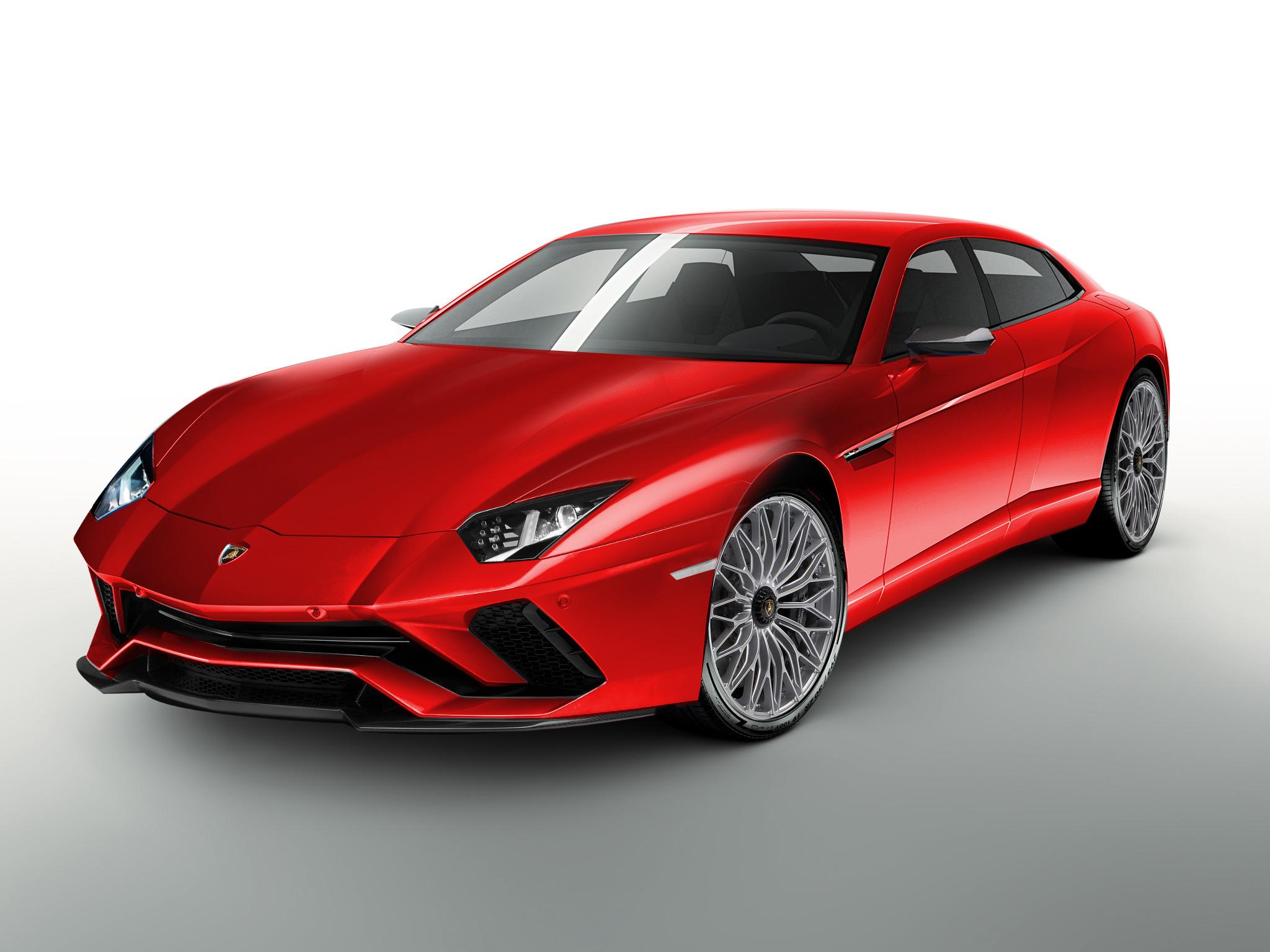 Lamborghini Estoque 2019 renderings (1)