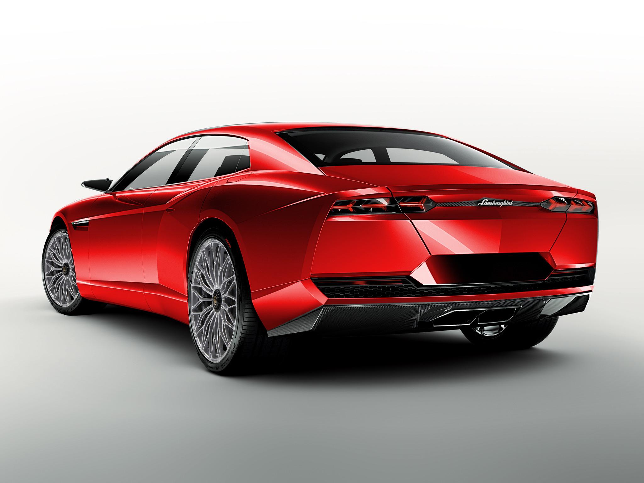Lamborghini Estoque 2019 renderings (2)