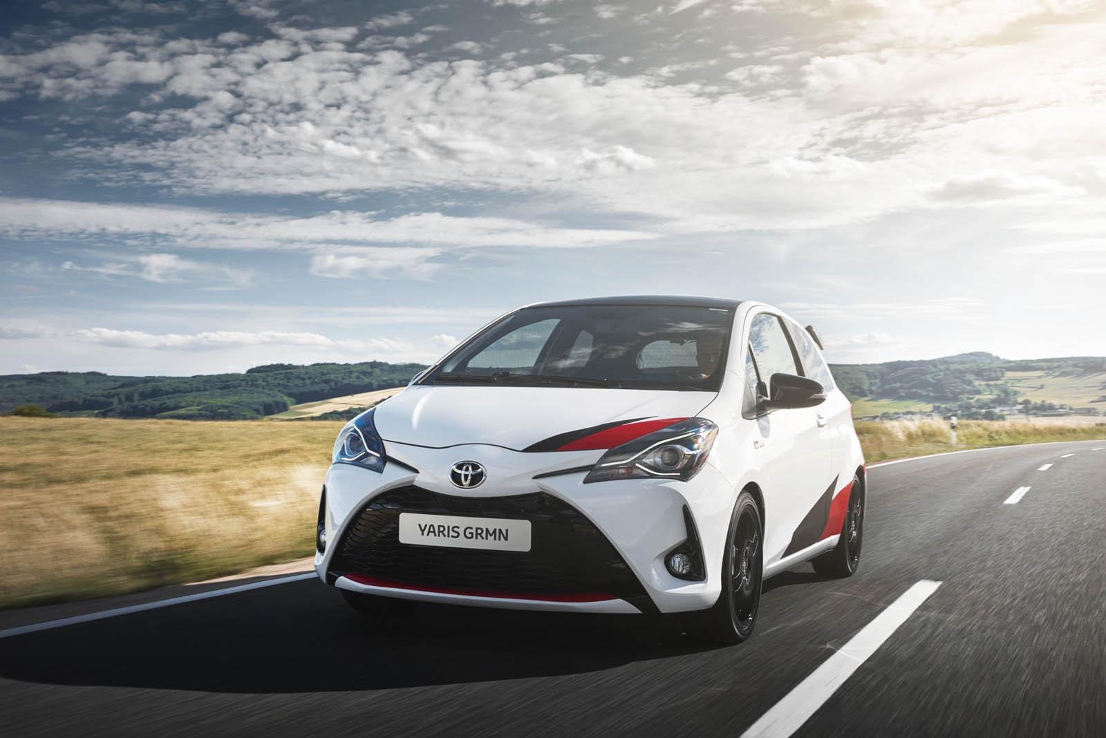 Toyota Yaris GRMN (1)