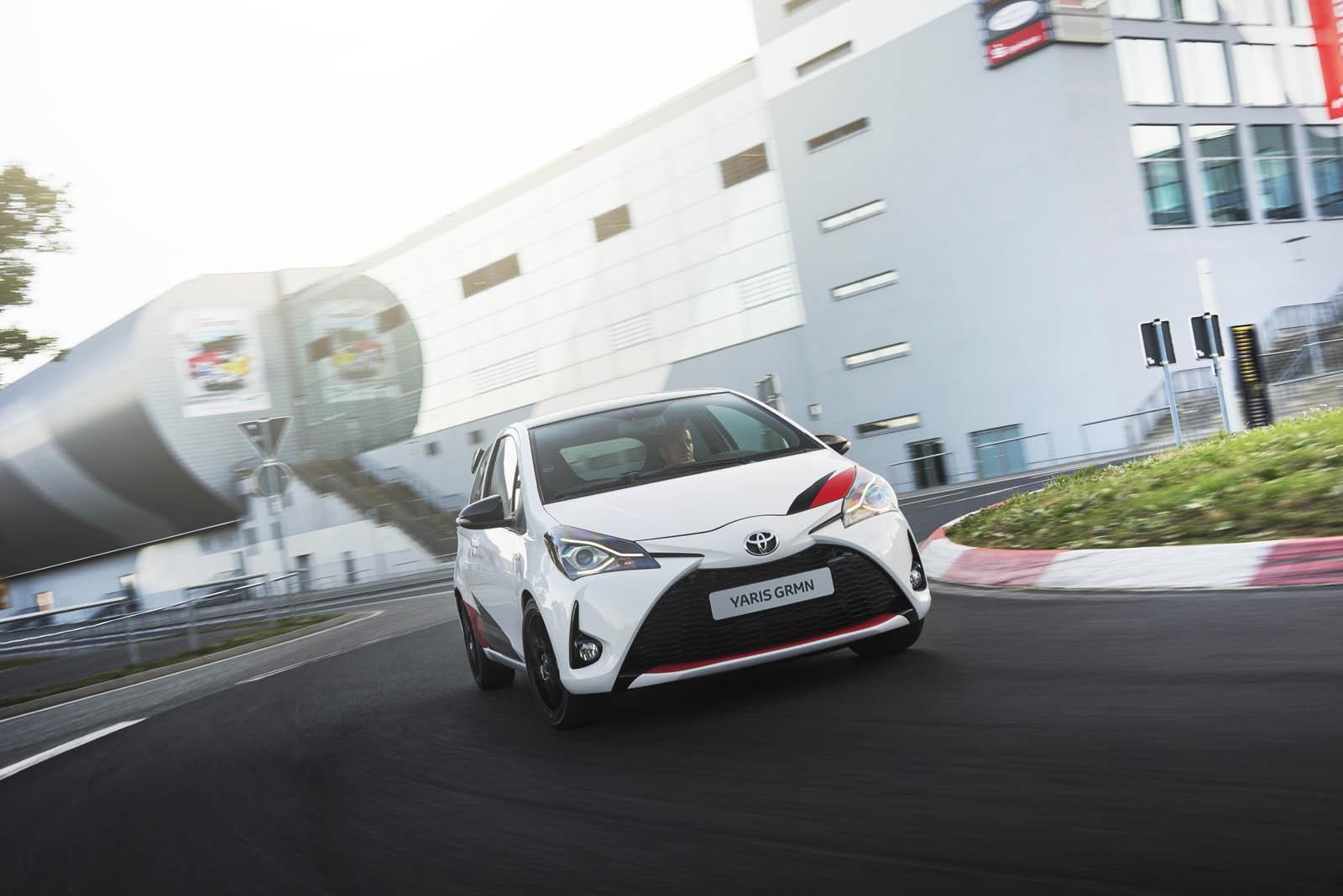 Toyota Yaris GRMN (10)