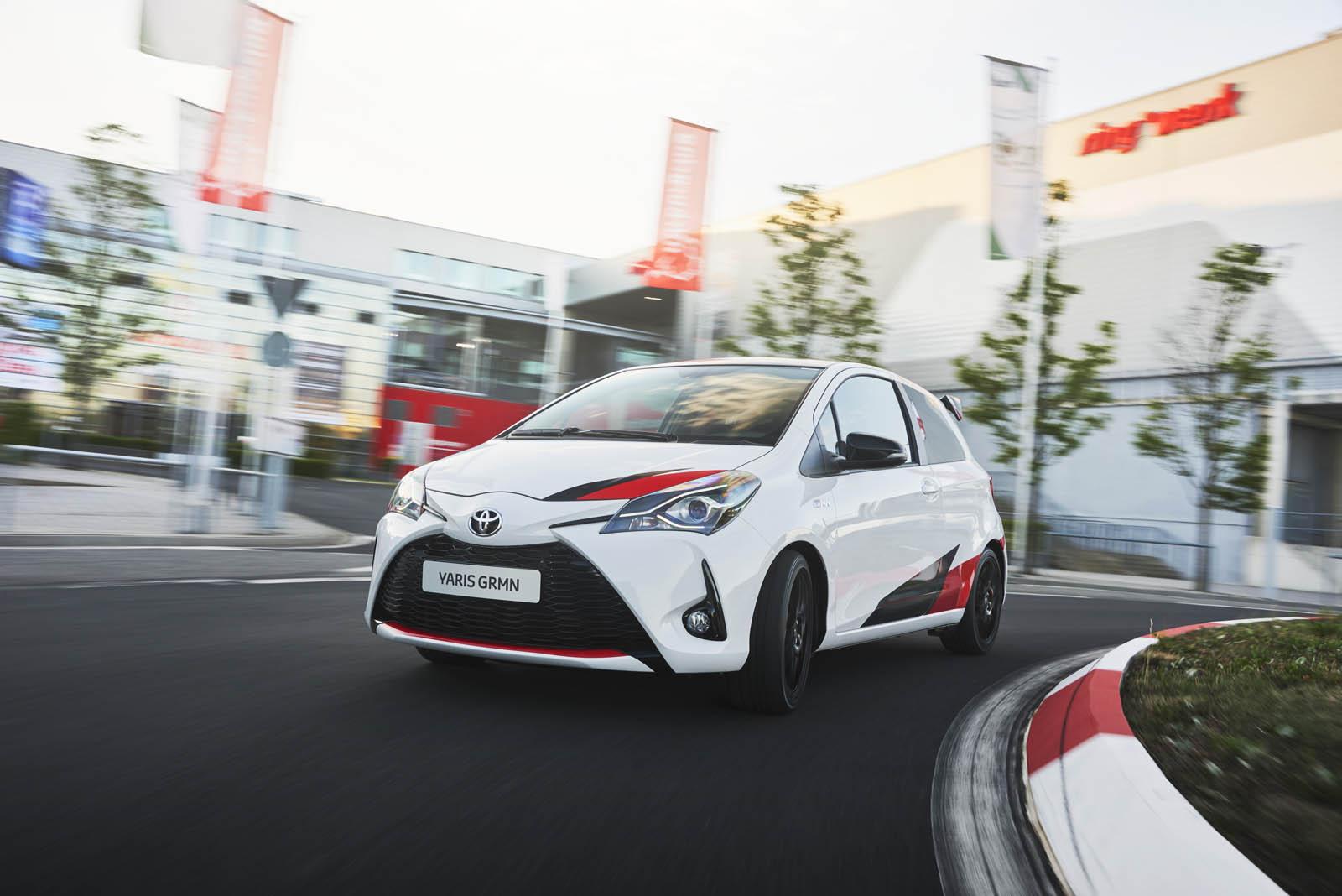 Toyota Yaris GRMN (11)