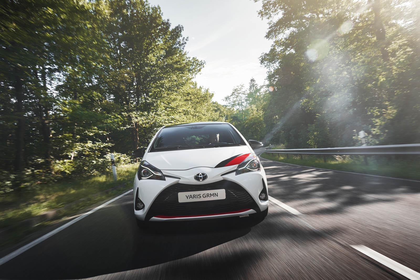 Toyota Yaris GRMN (17)