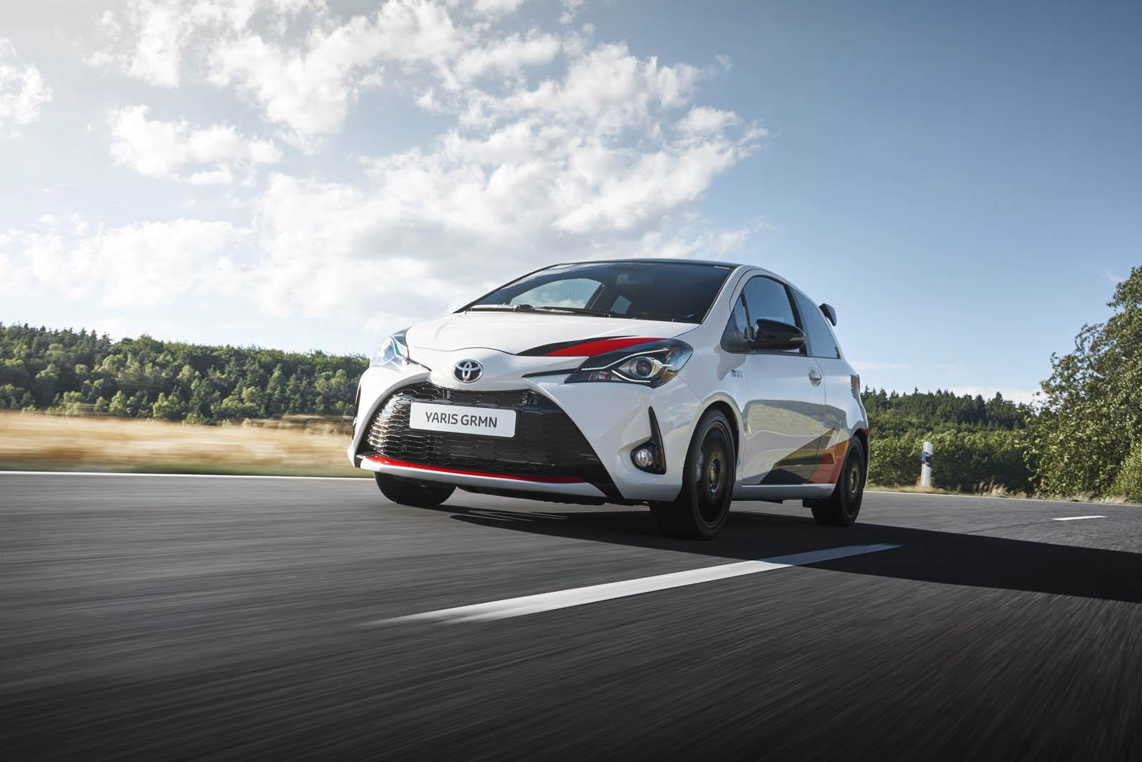 Toyota Yaris GRMN (4)