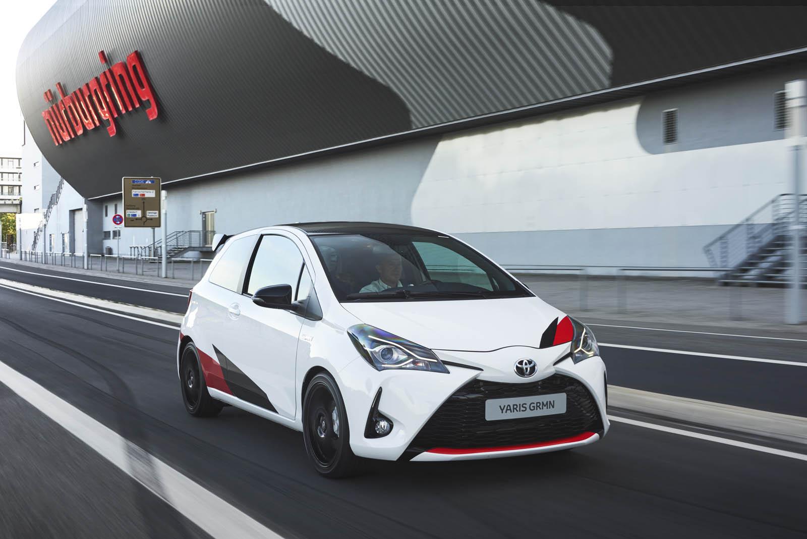 Toyota Yaris GRMN (8)
