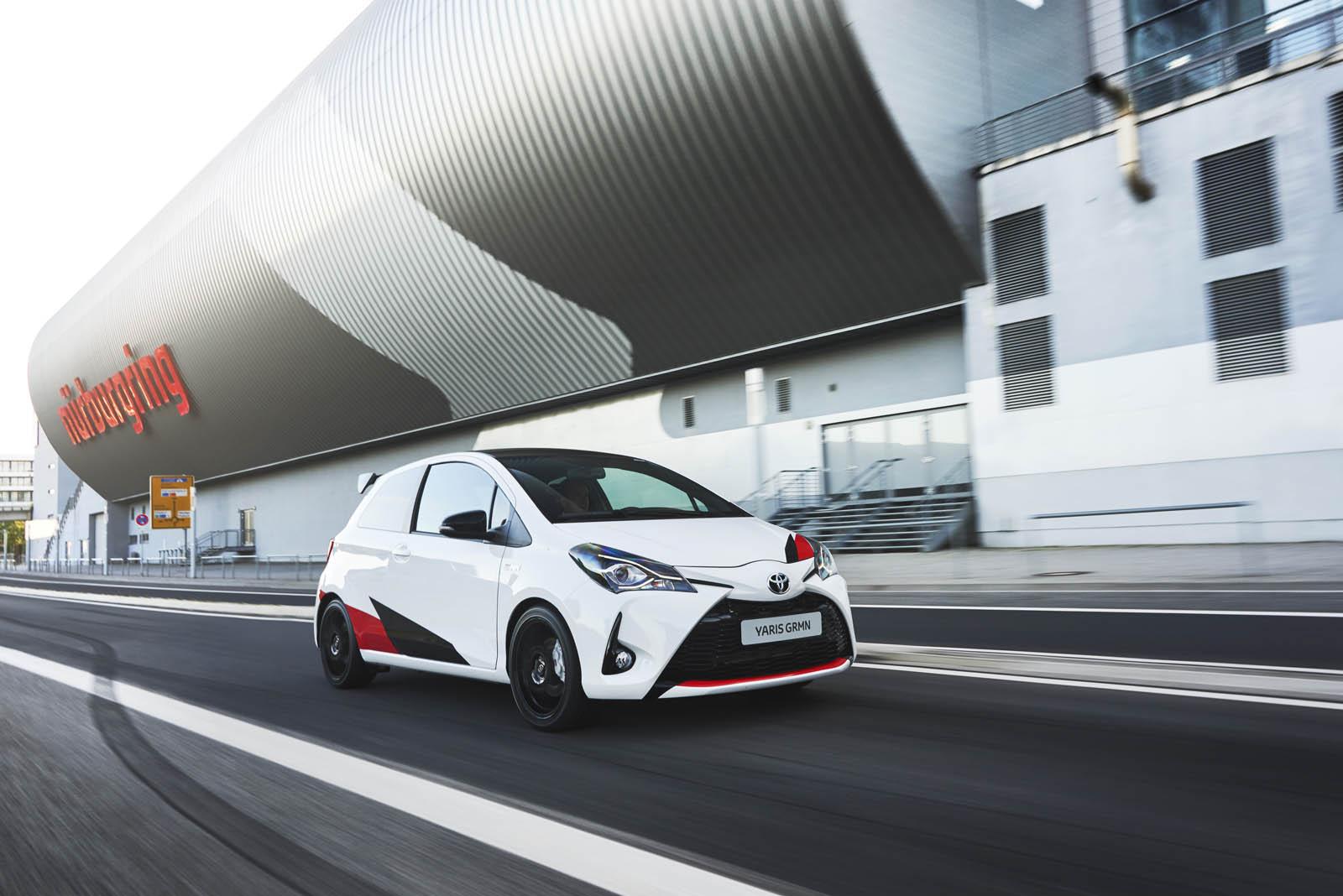 Toyota Yaris GRMN (9)