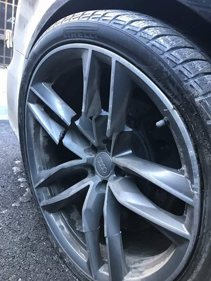 Valentino Rossi Audi RS6 (2)