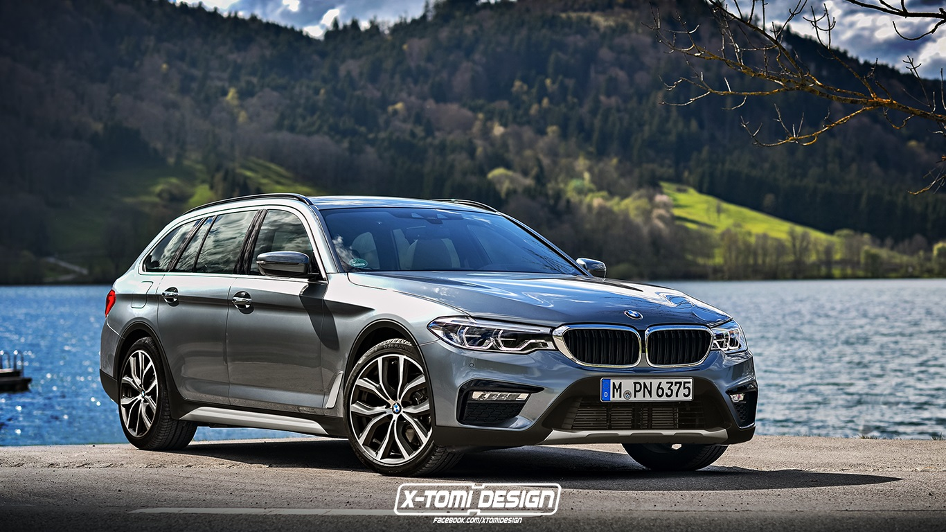 Bmw 5-Series Cross Touring
