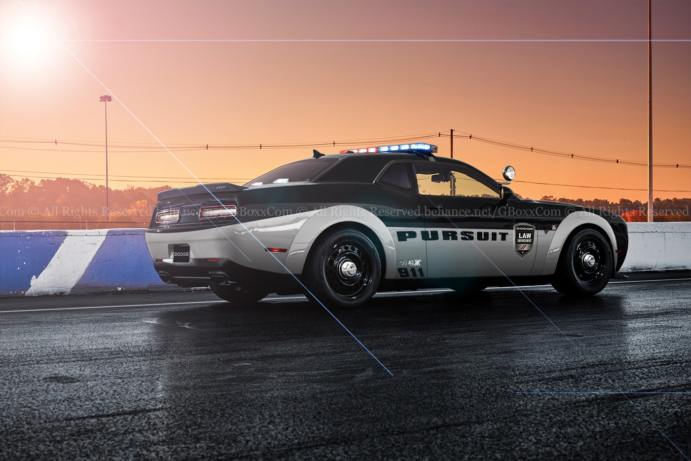 dodge-demon-rendered-as-convertible-and-police-car_4
