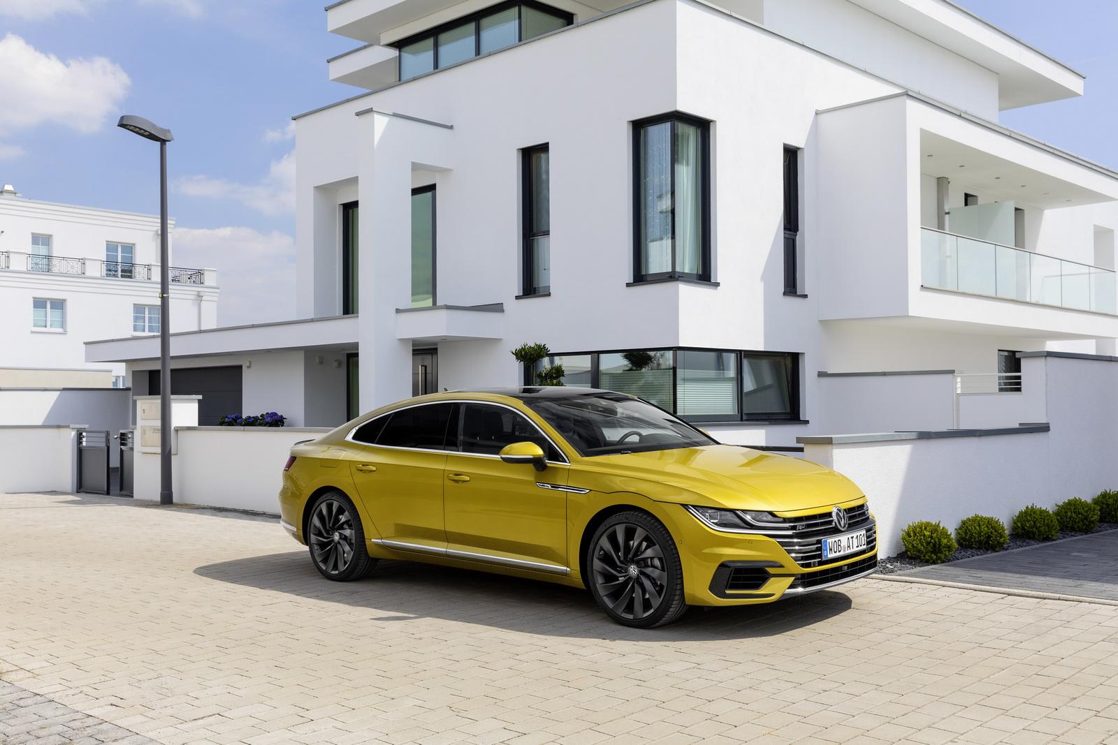 Volkswagen Arteon 2018 (19)