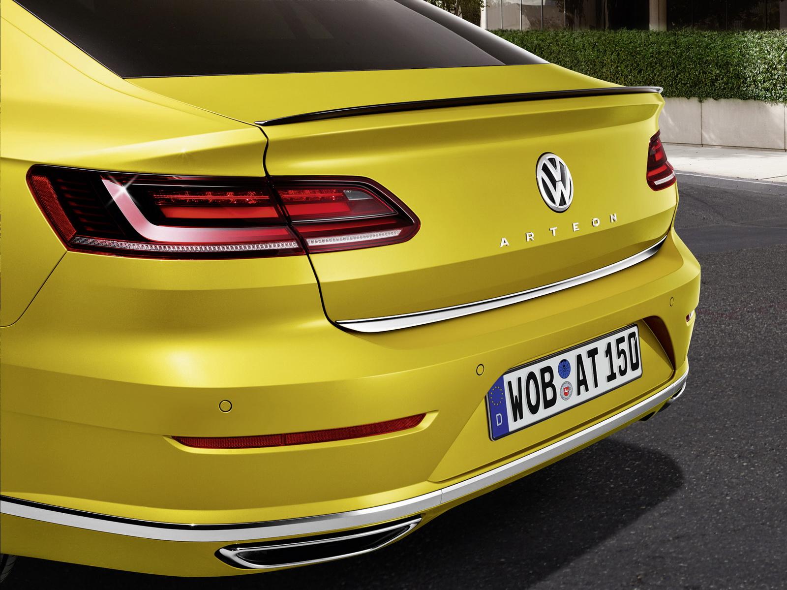 Volkswagen Arteon 2018 (23)