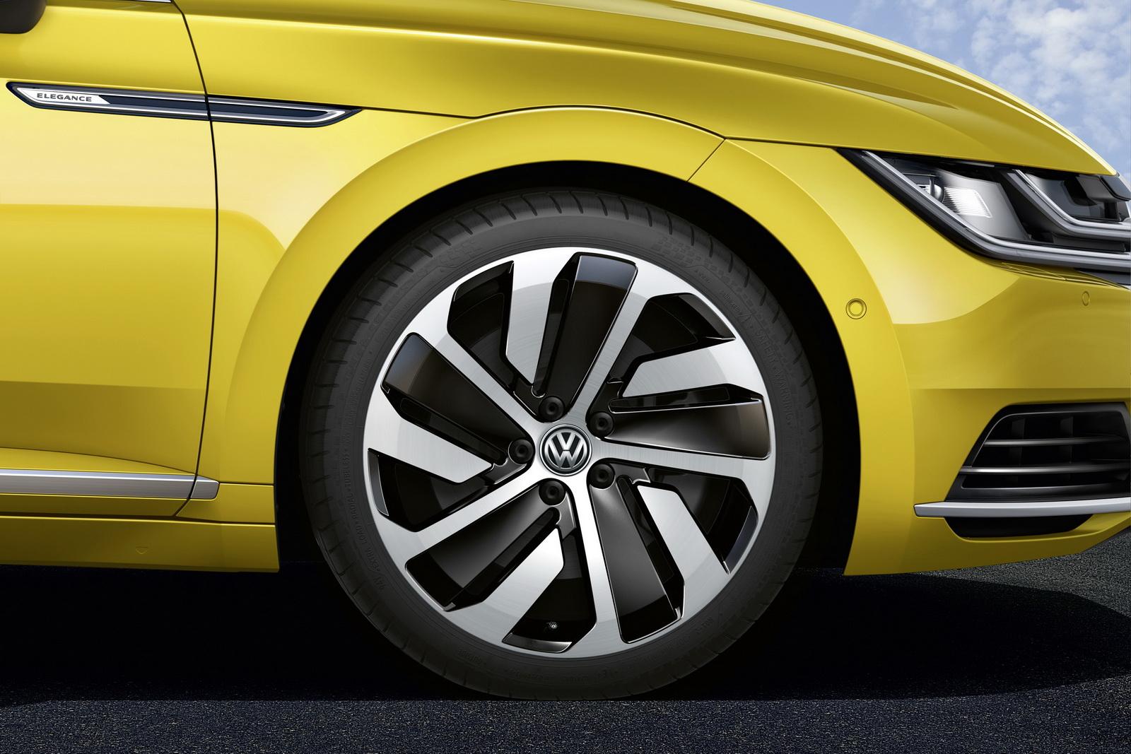 Volkswagen Arteon 2018 (25)