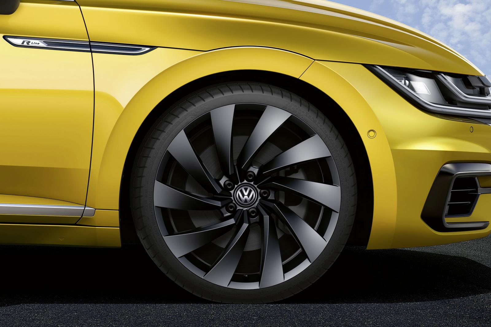 Volkswagen Arteon 2018 (26)