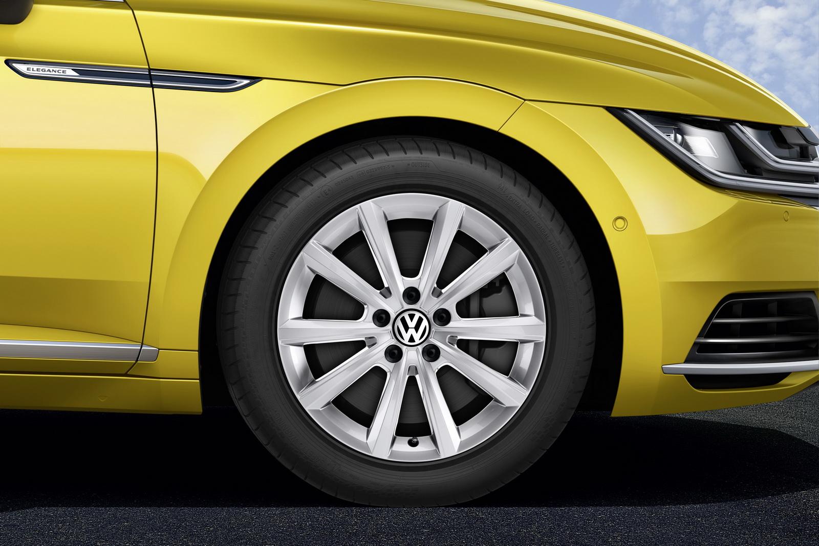 Volkswagen Arteon 2018 (27)