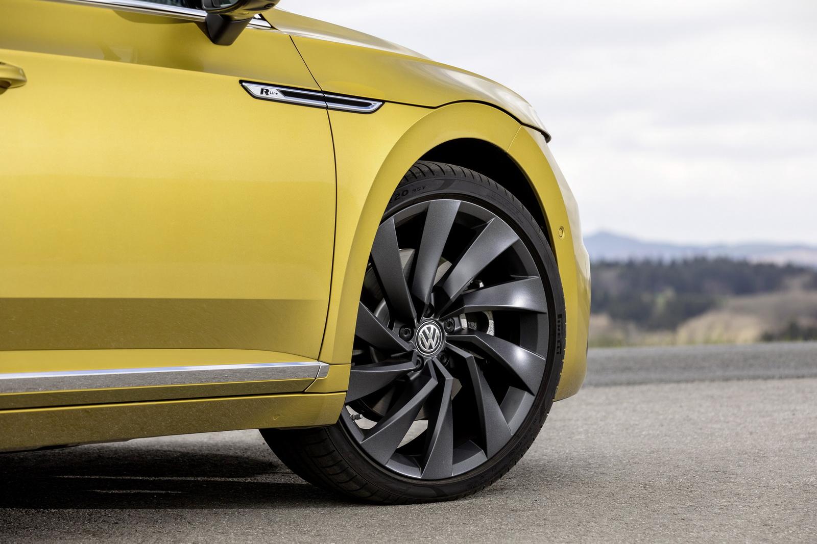 Volkswagen Arteon 2018 (35)