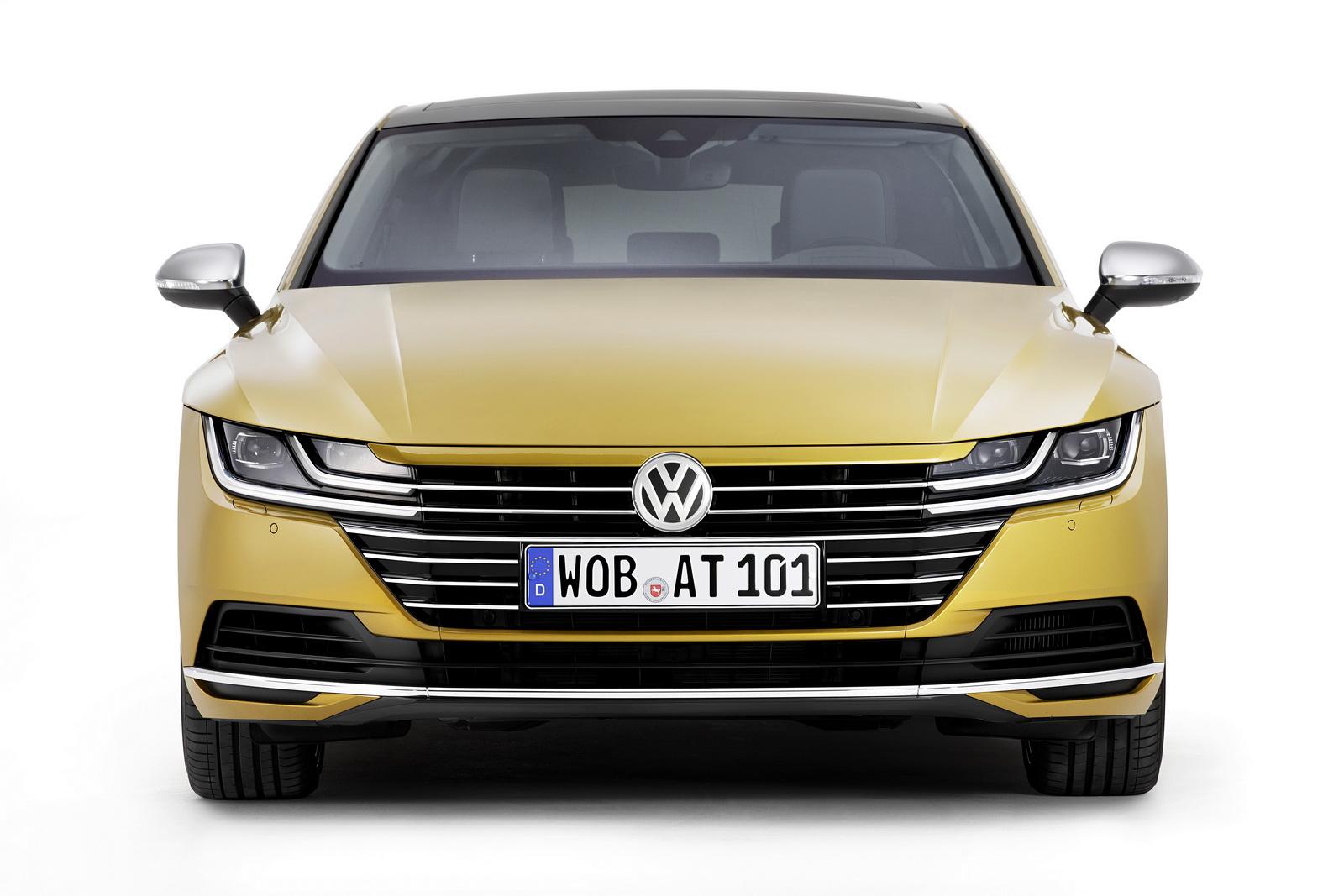 Volkswagen Arteon 2018 (41)