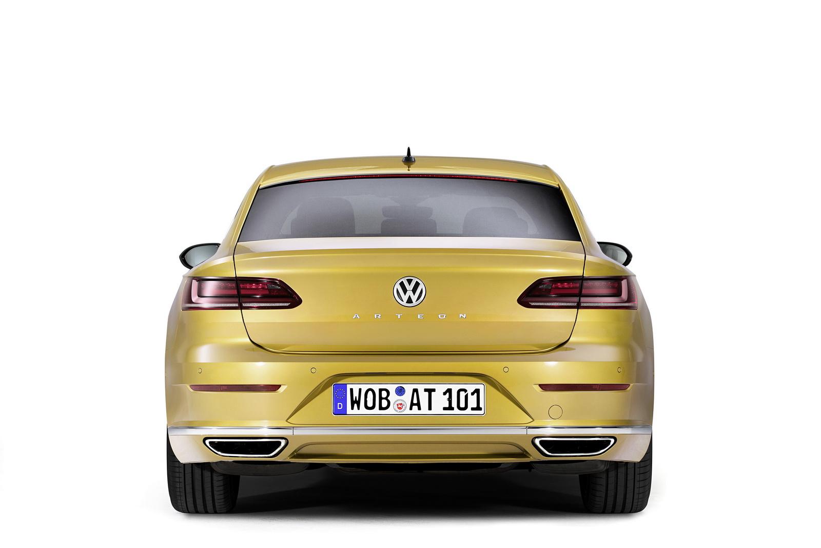 Volkswagen Arteon 2018 (42)